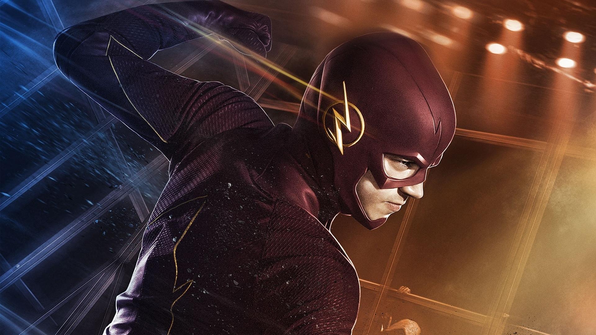 The Flash free wallpaper