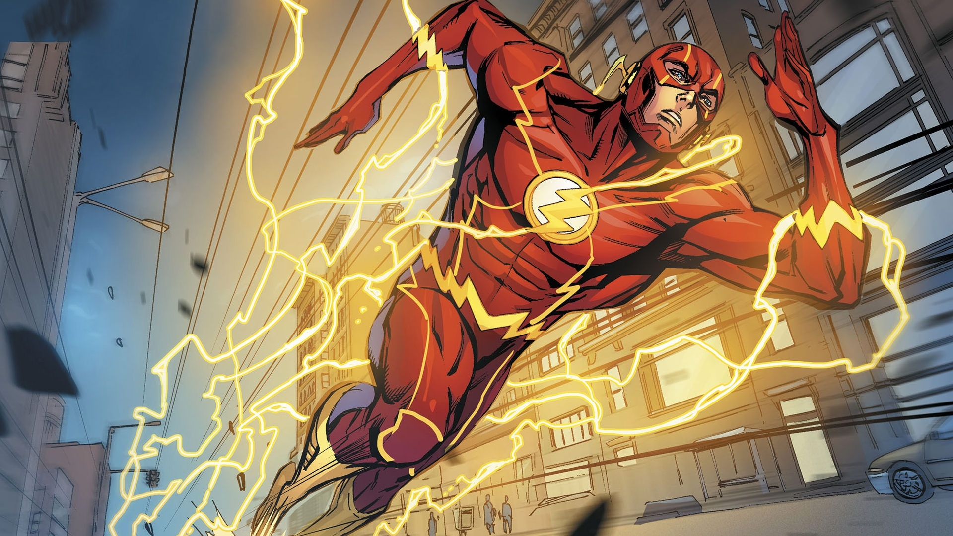 The Flash free pic
