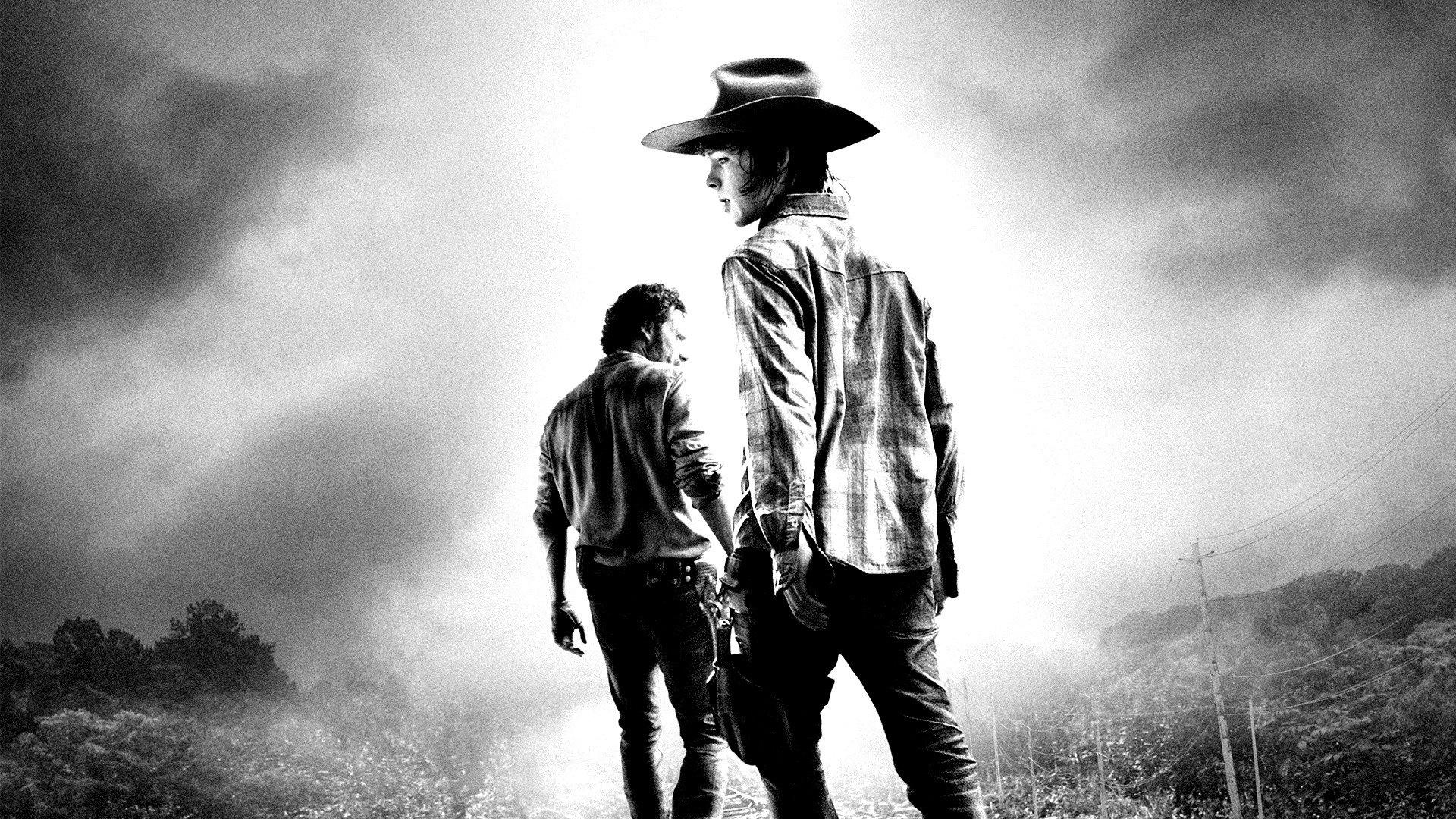 The Walking Dead pc wallpaper