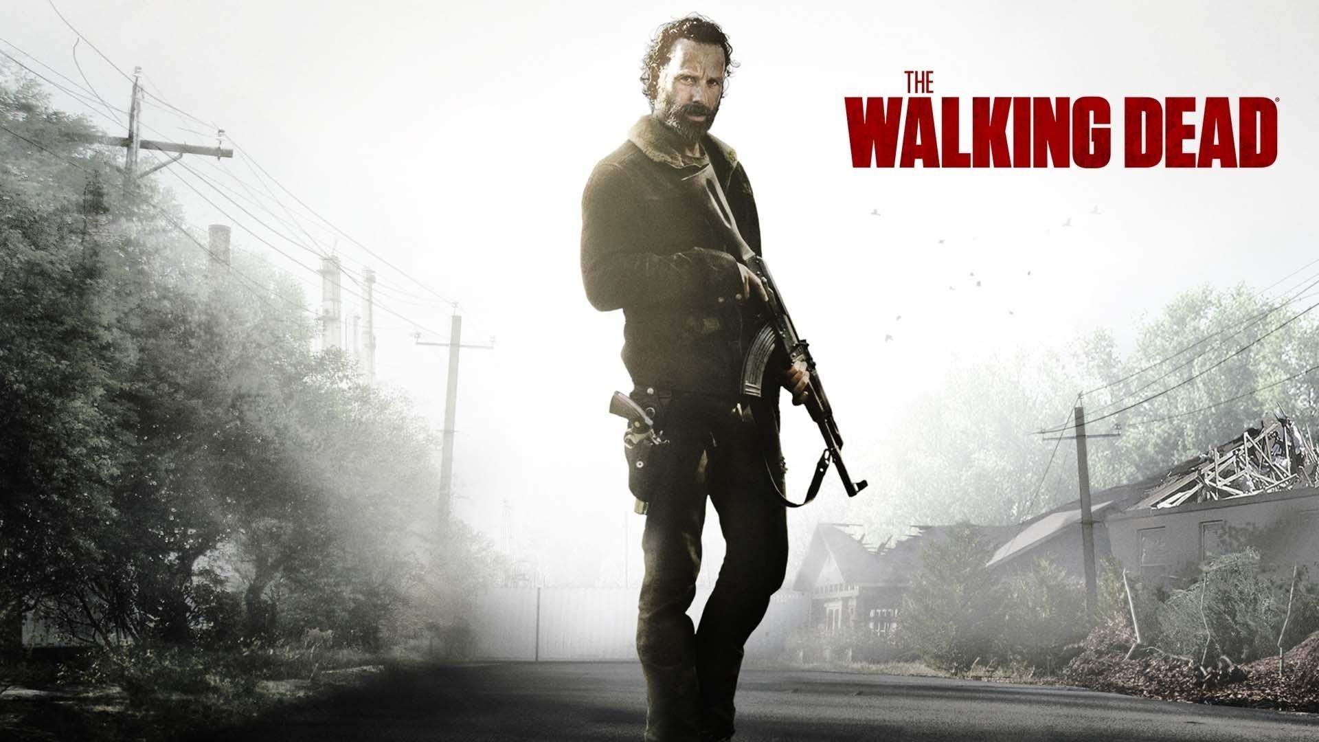 The Walking Dead windows background