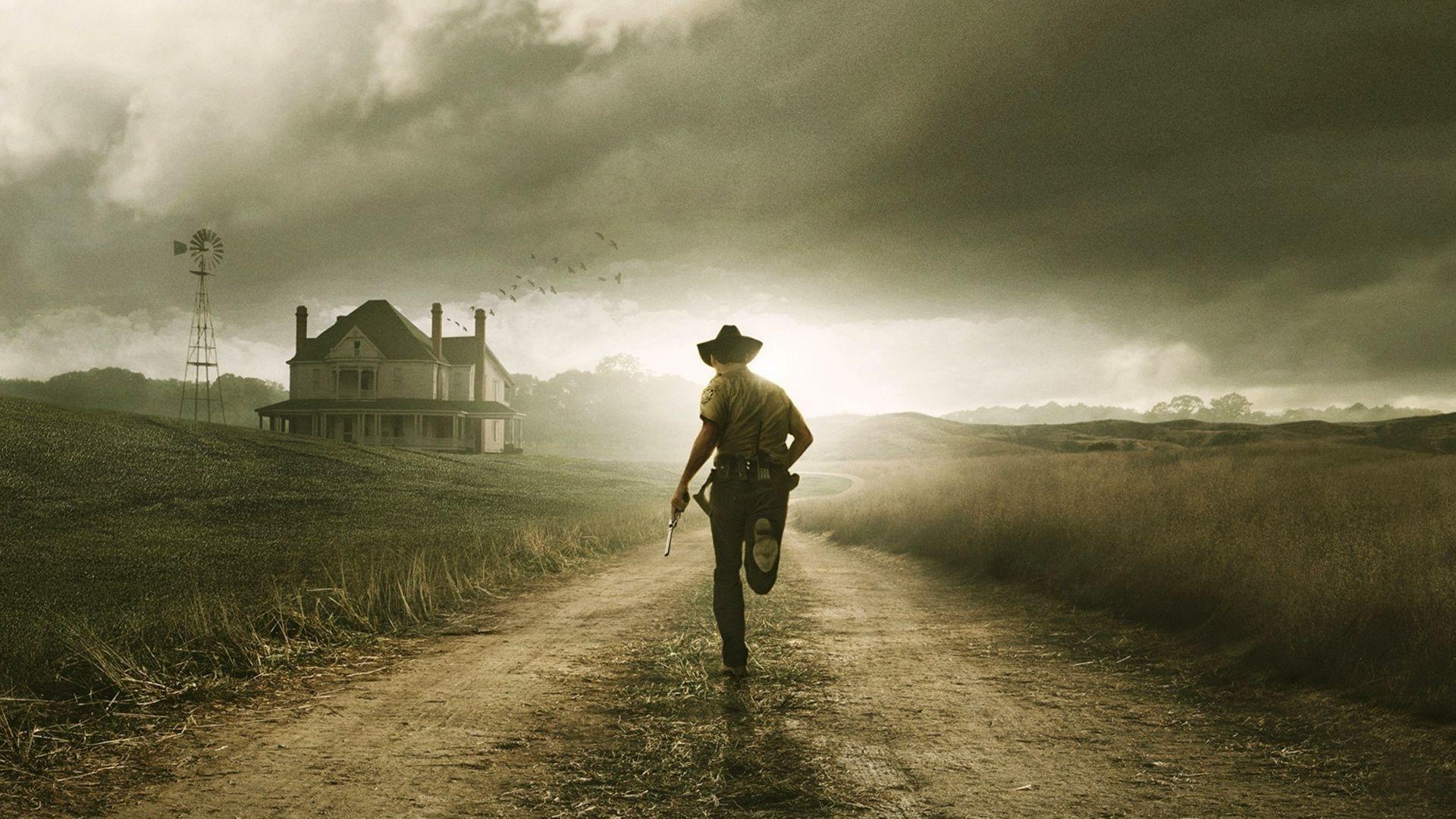 The Walking Dead desktop background