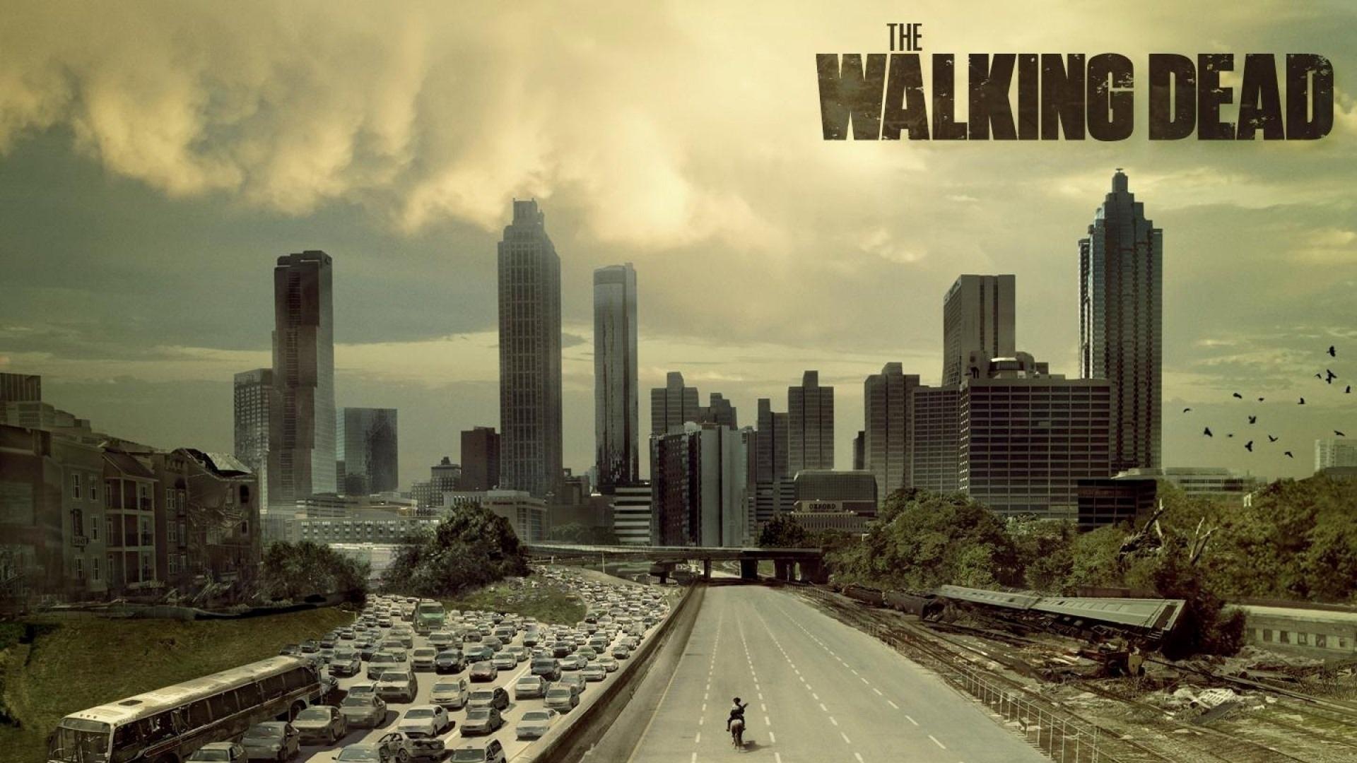 The Walking Dead 1920x1080 wallpaper