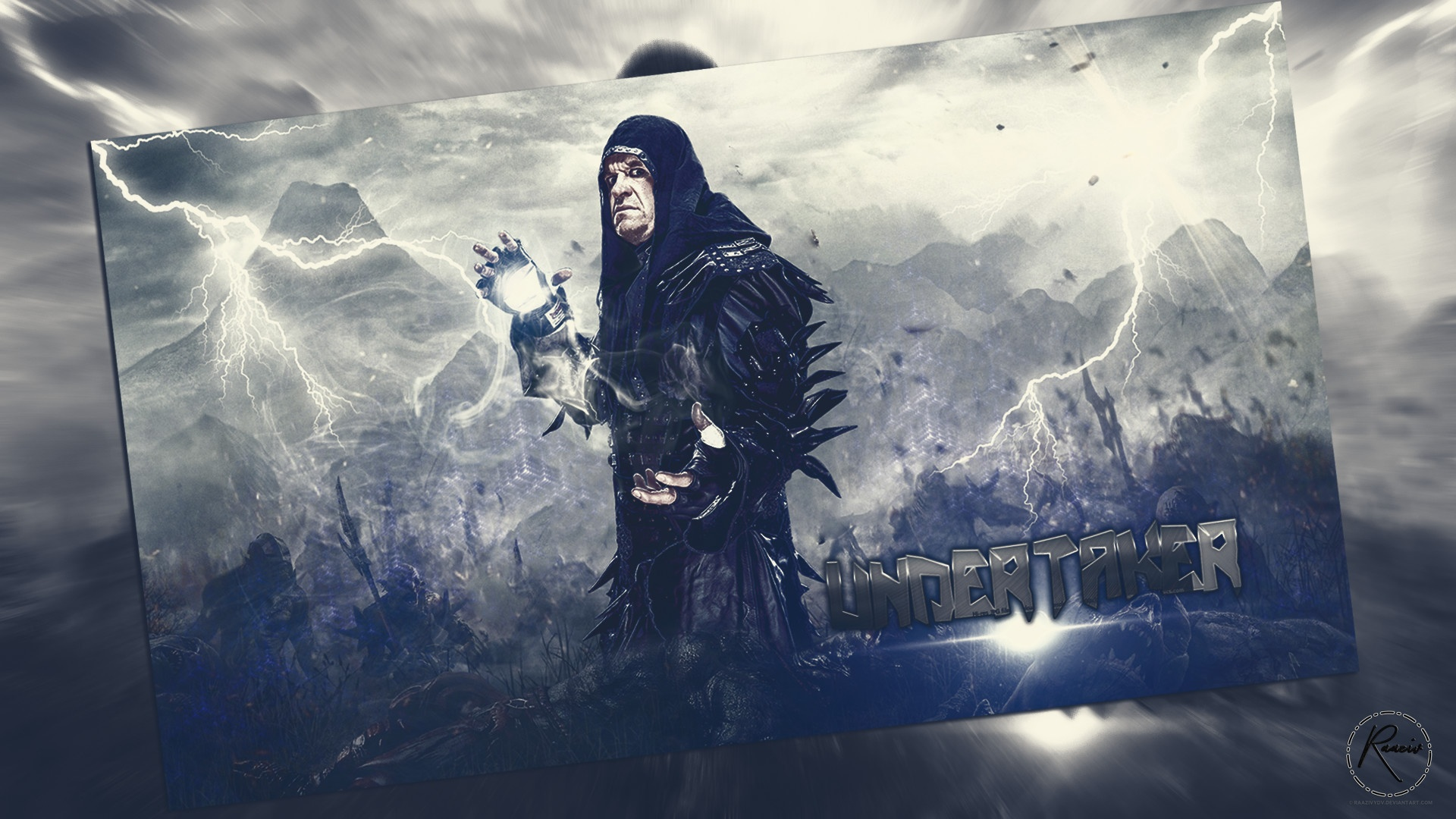 Undertaker free background