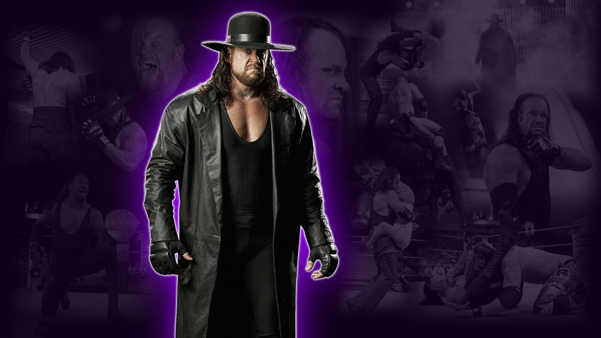 Undertaker desktop background