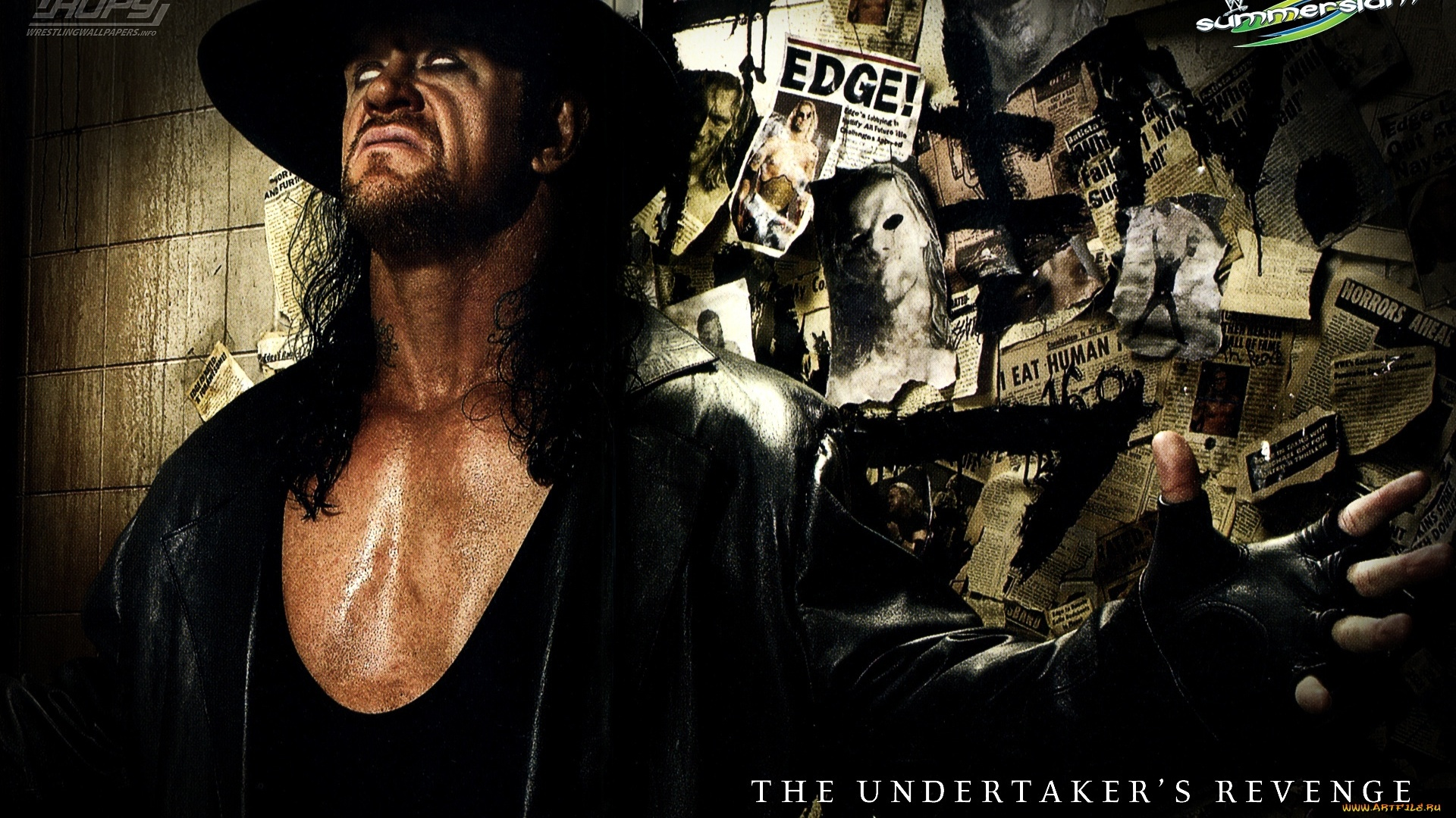 Undertaker pc wallpaper