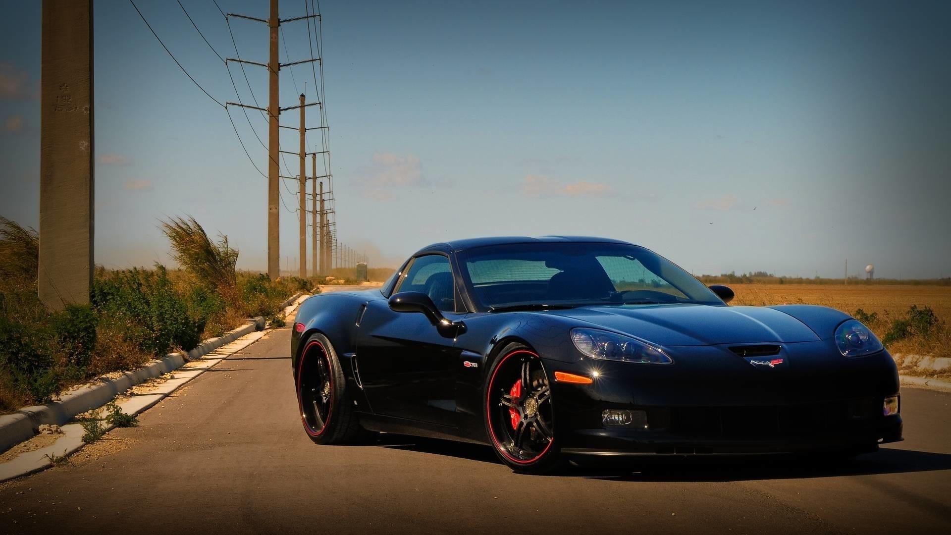 Corvette desktop wallpaper