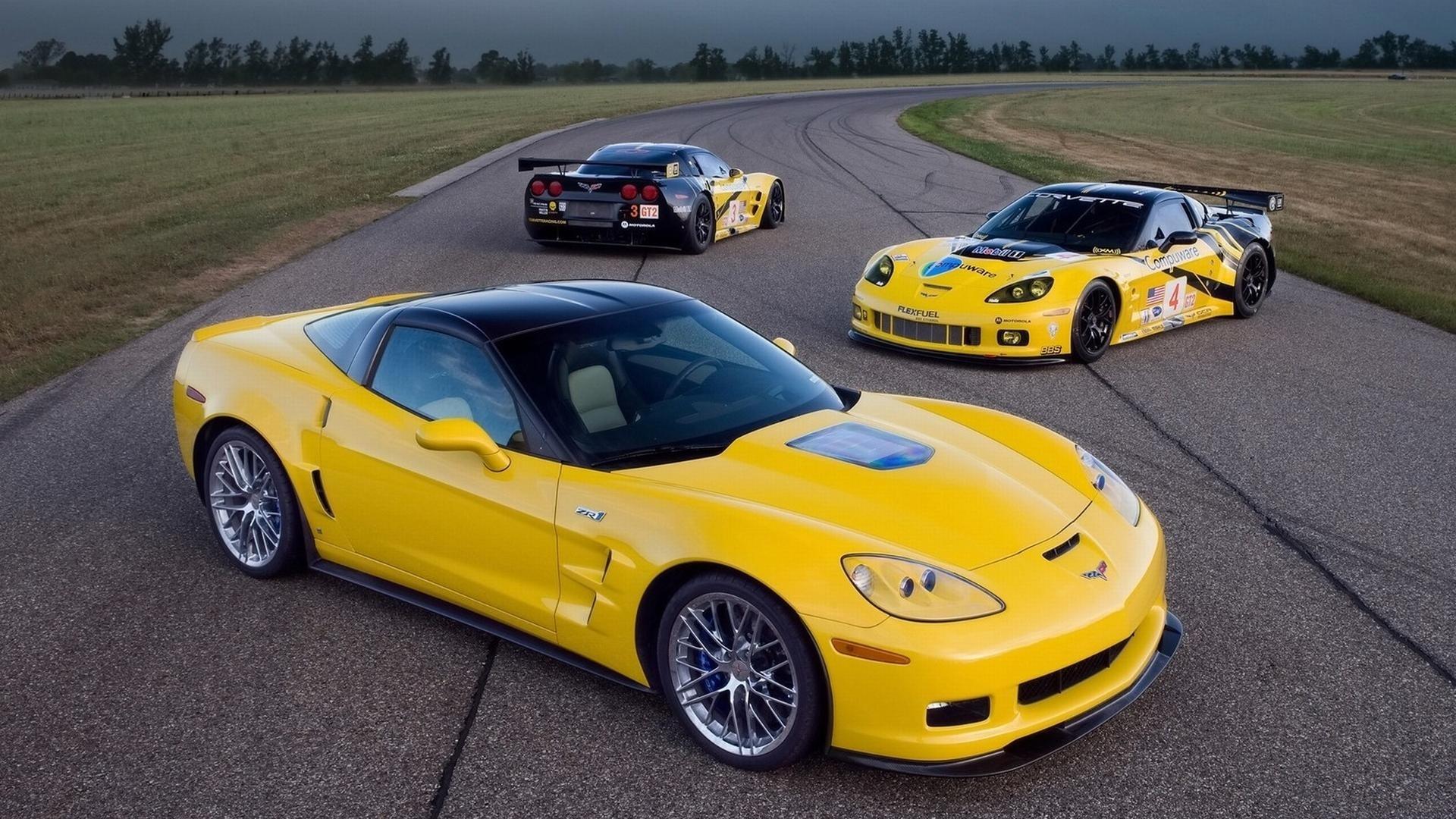 Corvette best background
