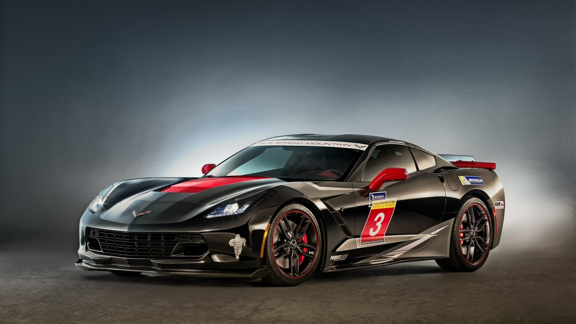 Corvette free image