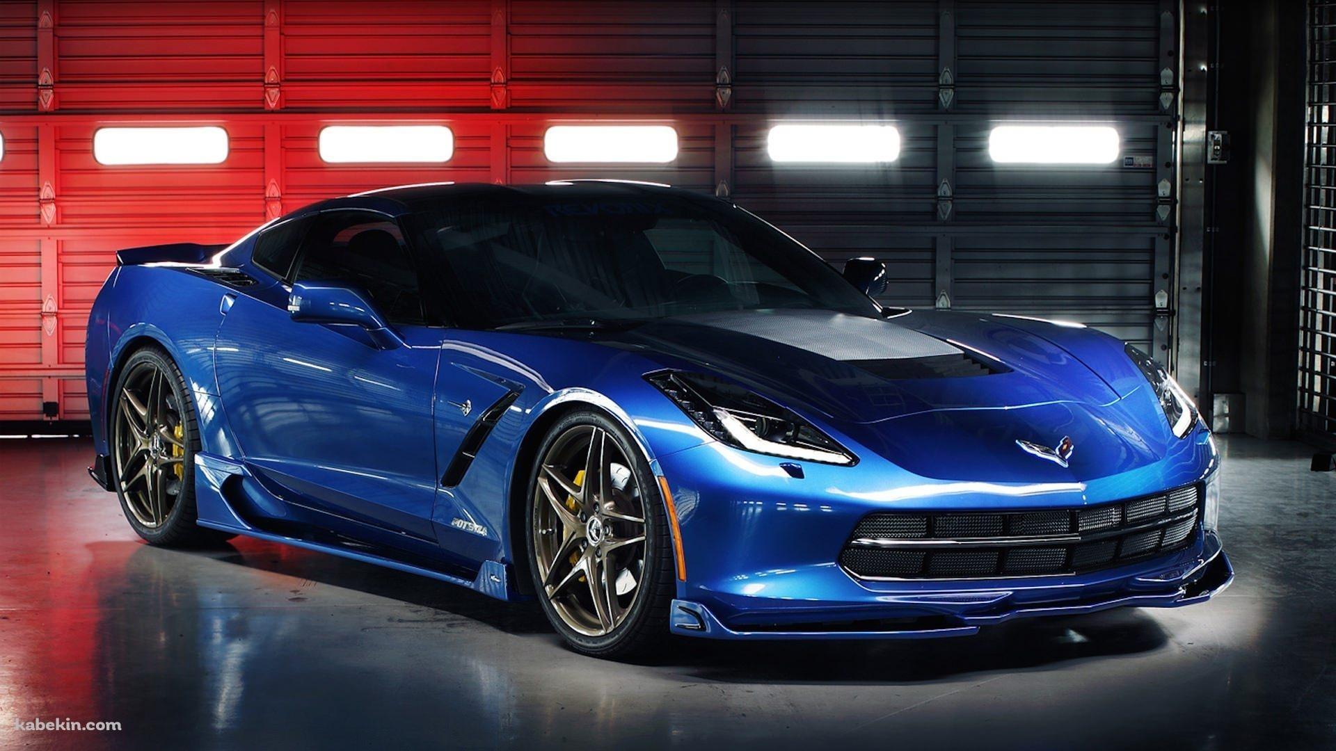 Corvette pc wallpaper