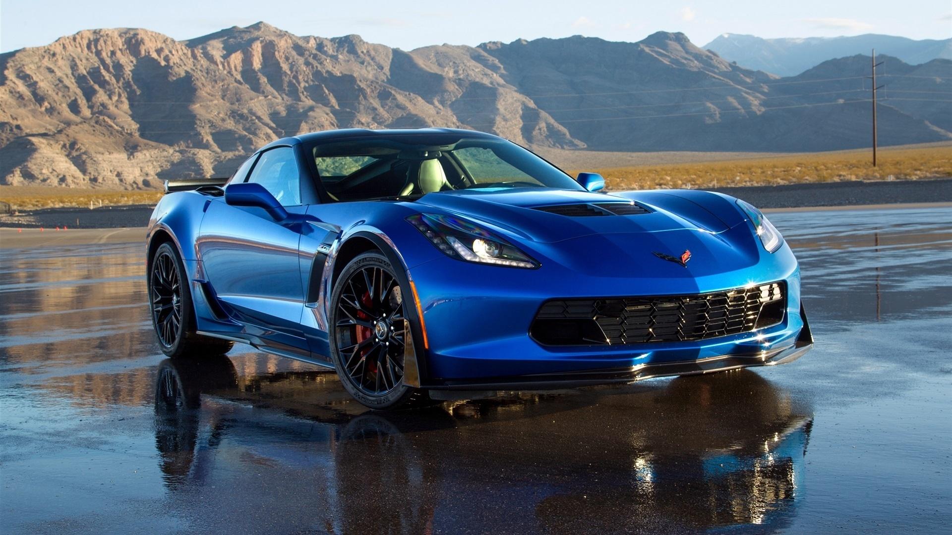 Corvette free pic
