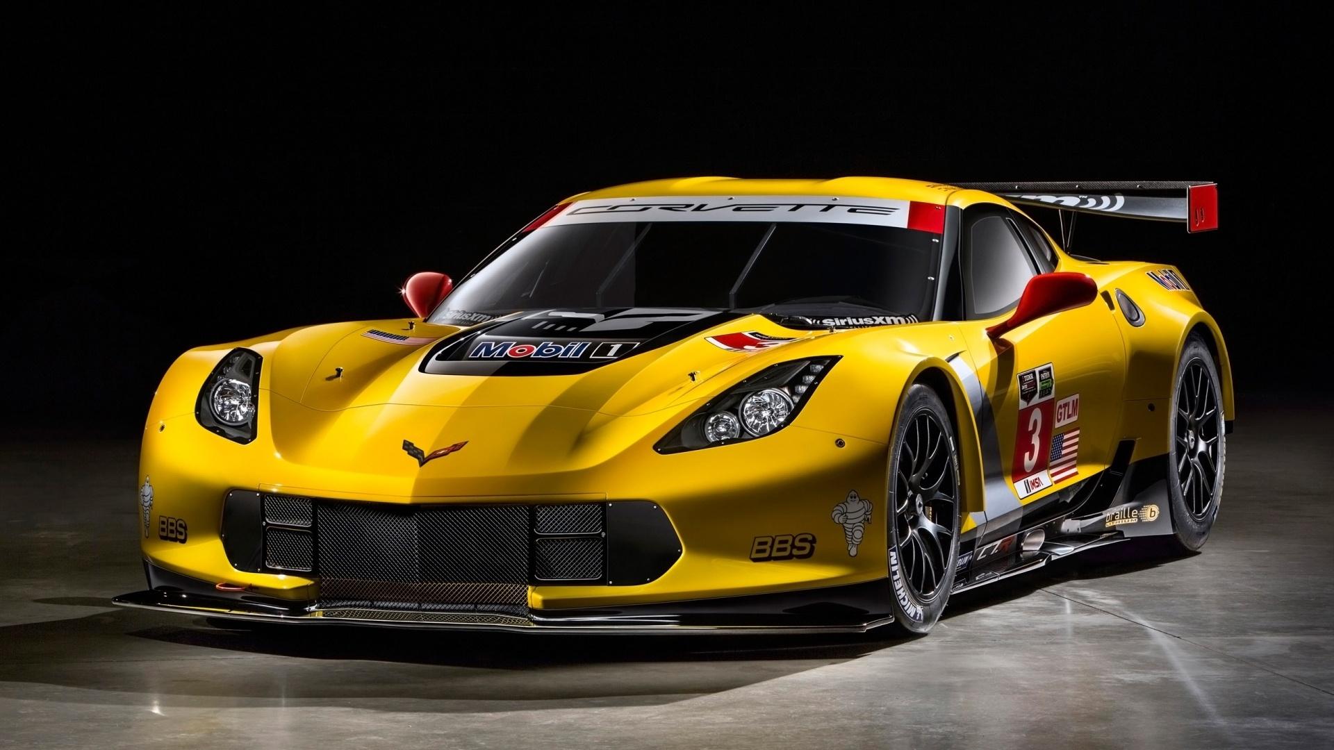 Corvette hd background