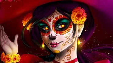 Day Of The Dead hd background