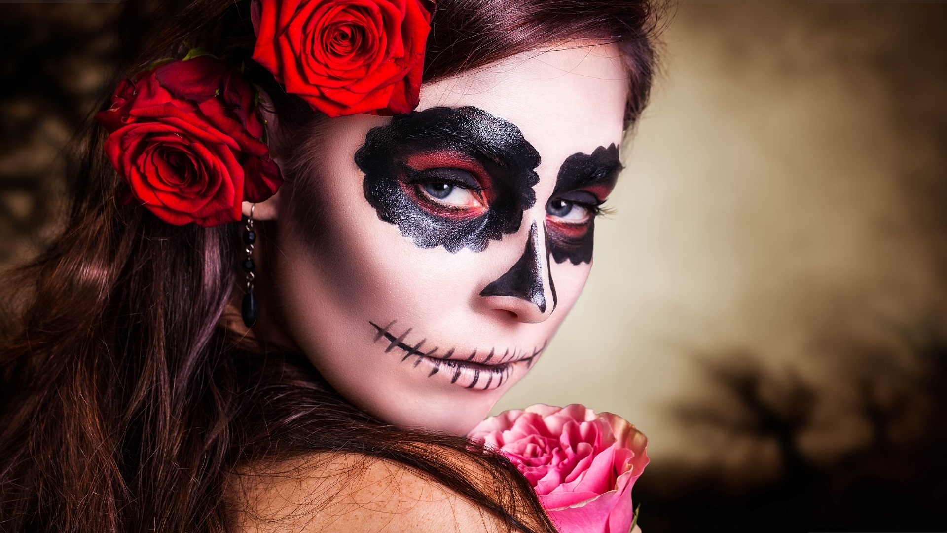 Day Of The Dead windows wallpaper