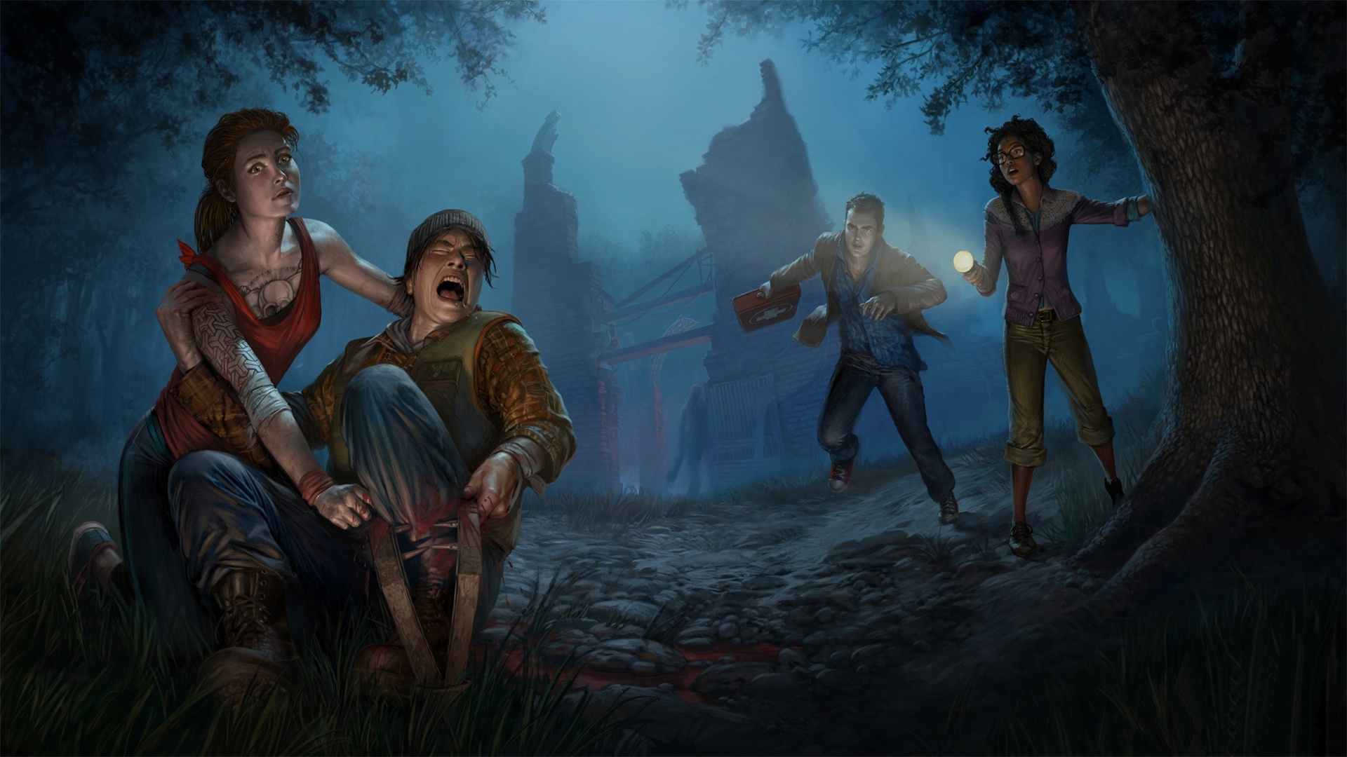 Dead By Daylight background picture