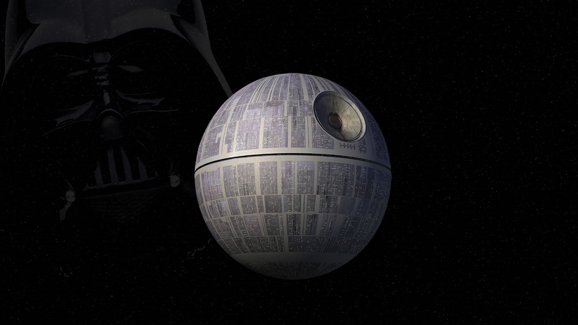 Death Star background picture