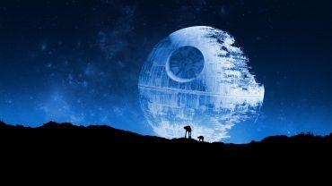 Death Star windows wallpaper