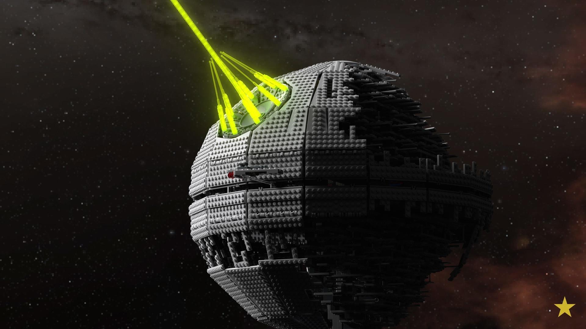 Death Star free background
