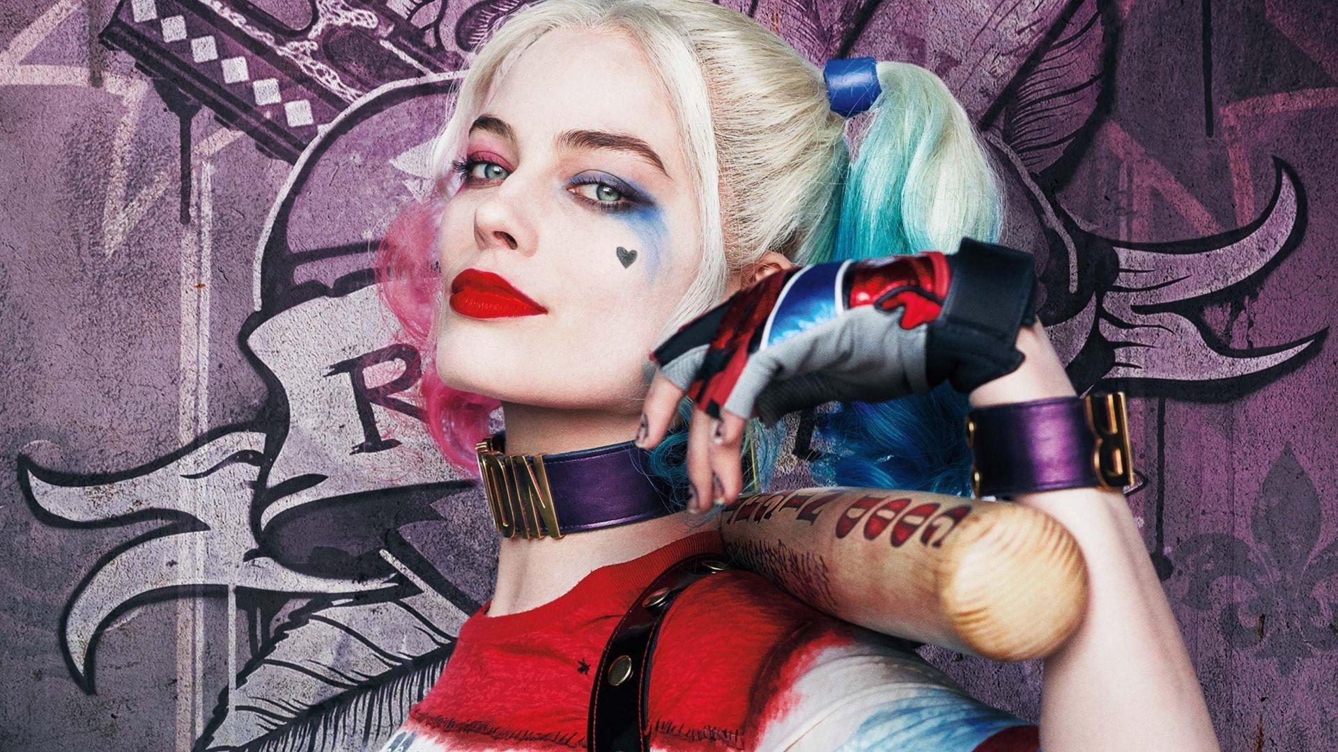 Harley Quinn windows background