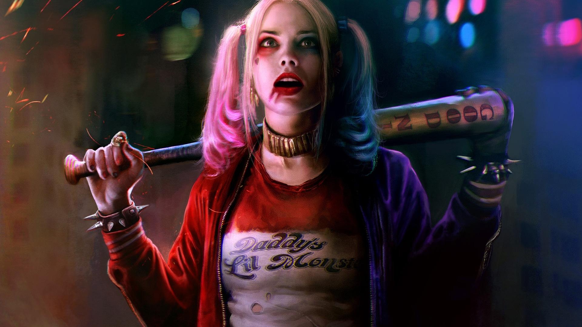 Harley Quinn windows wallpaper