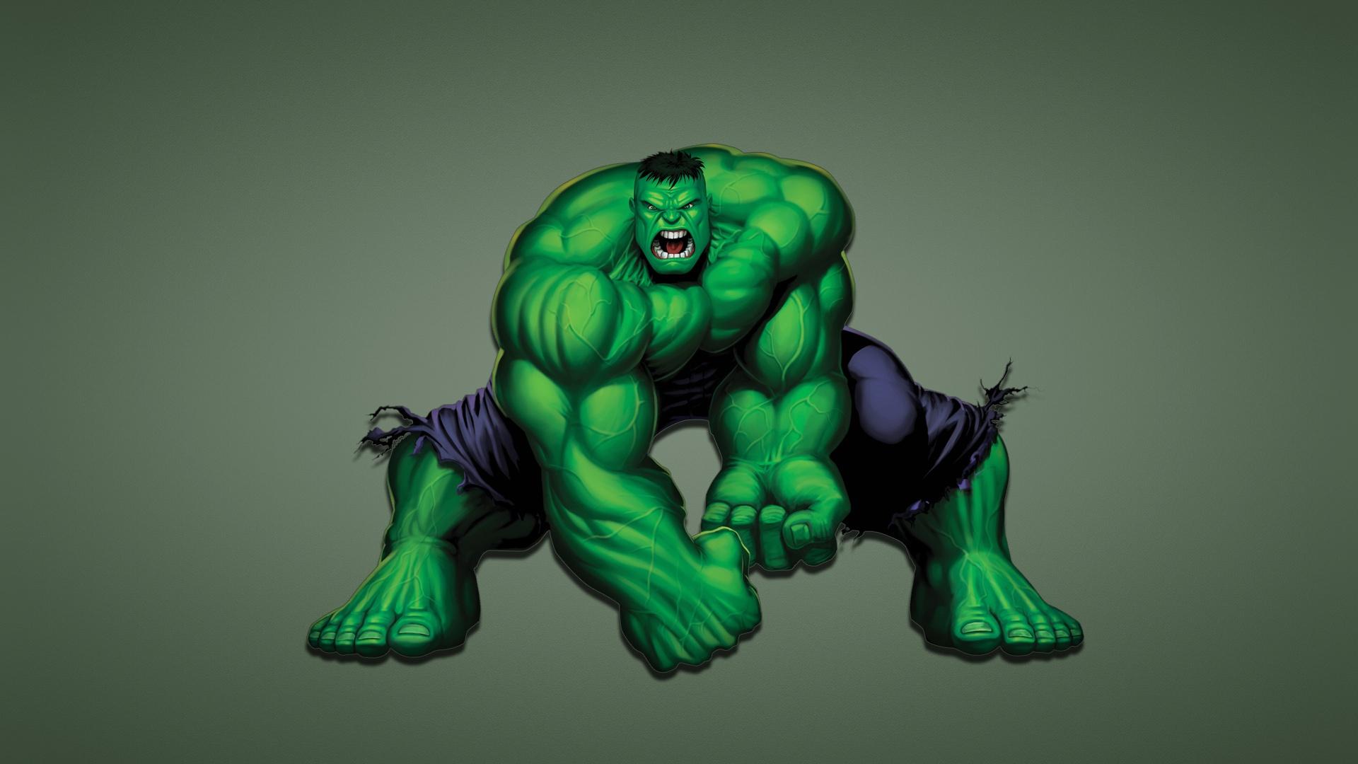 Hulk computer wallpaper
