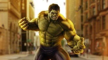 Hulk cool background