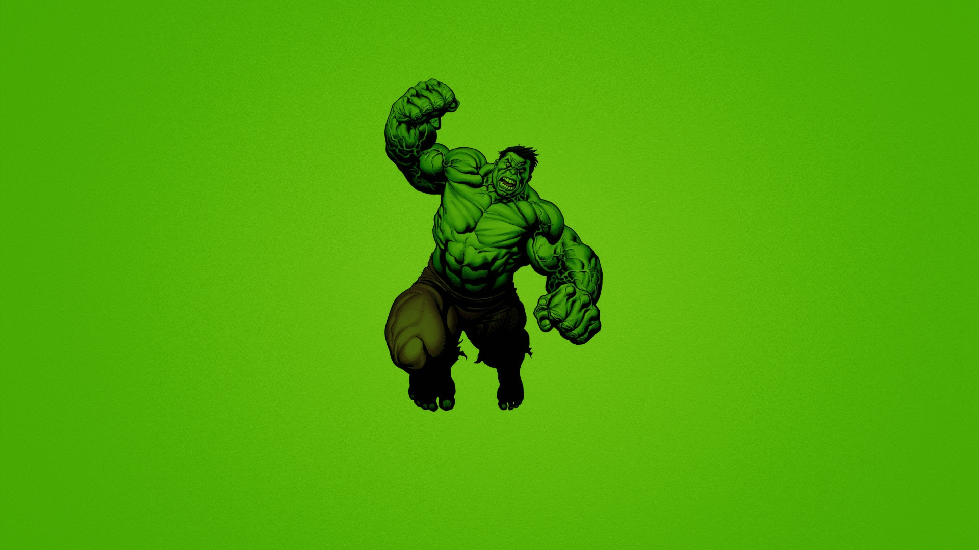Hulk background picture