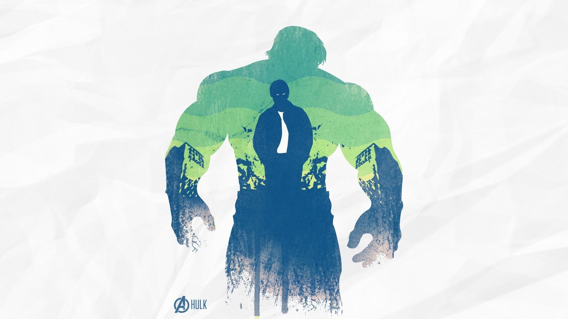 Hulk free background