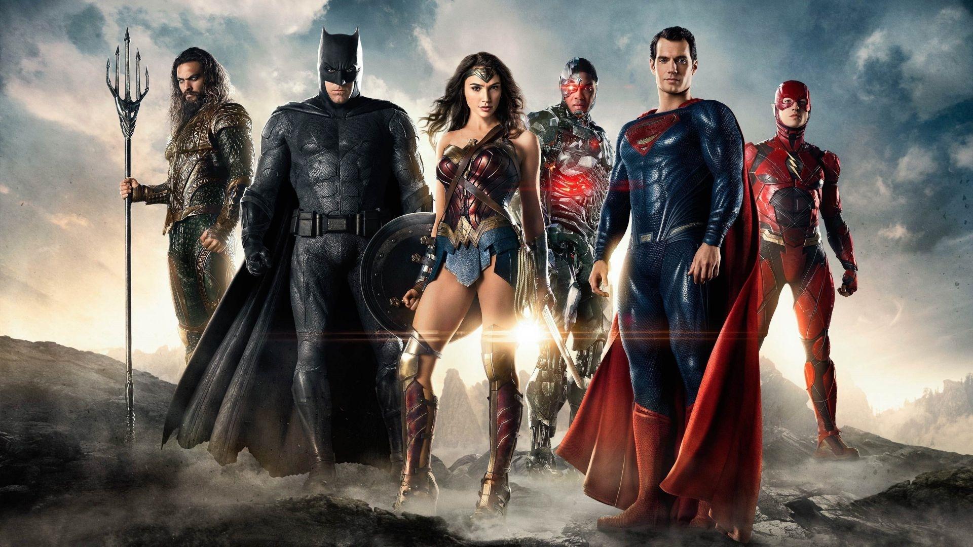 Justice League pc wallpaper