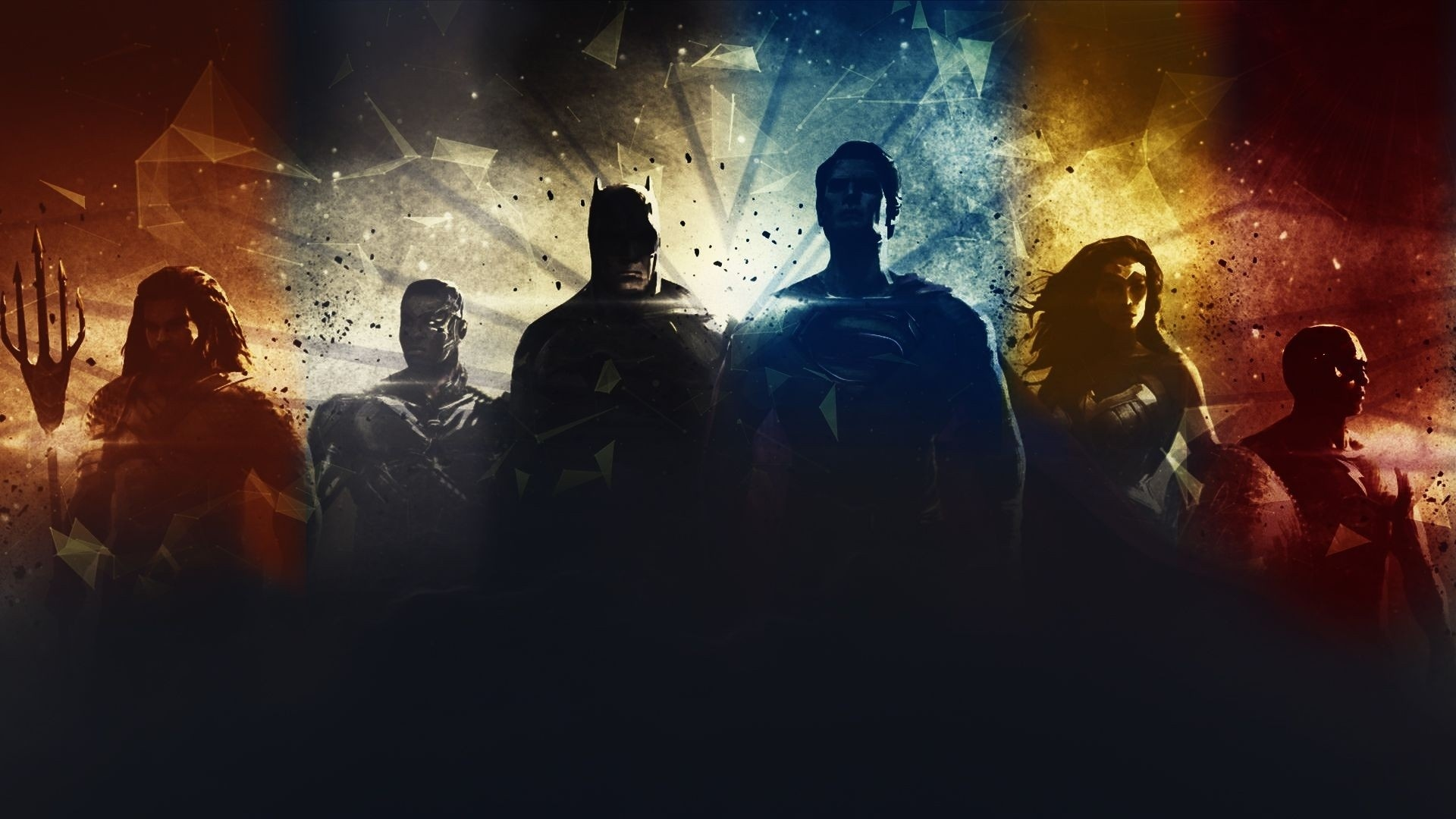 Justice League free background