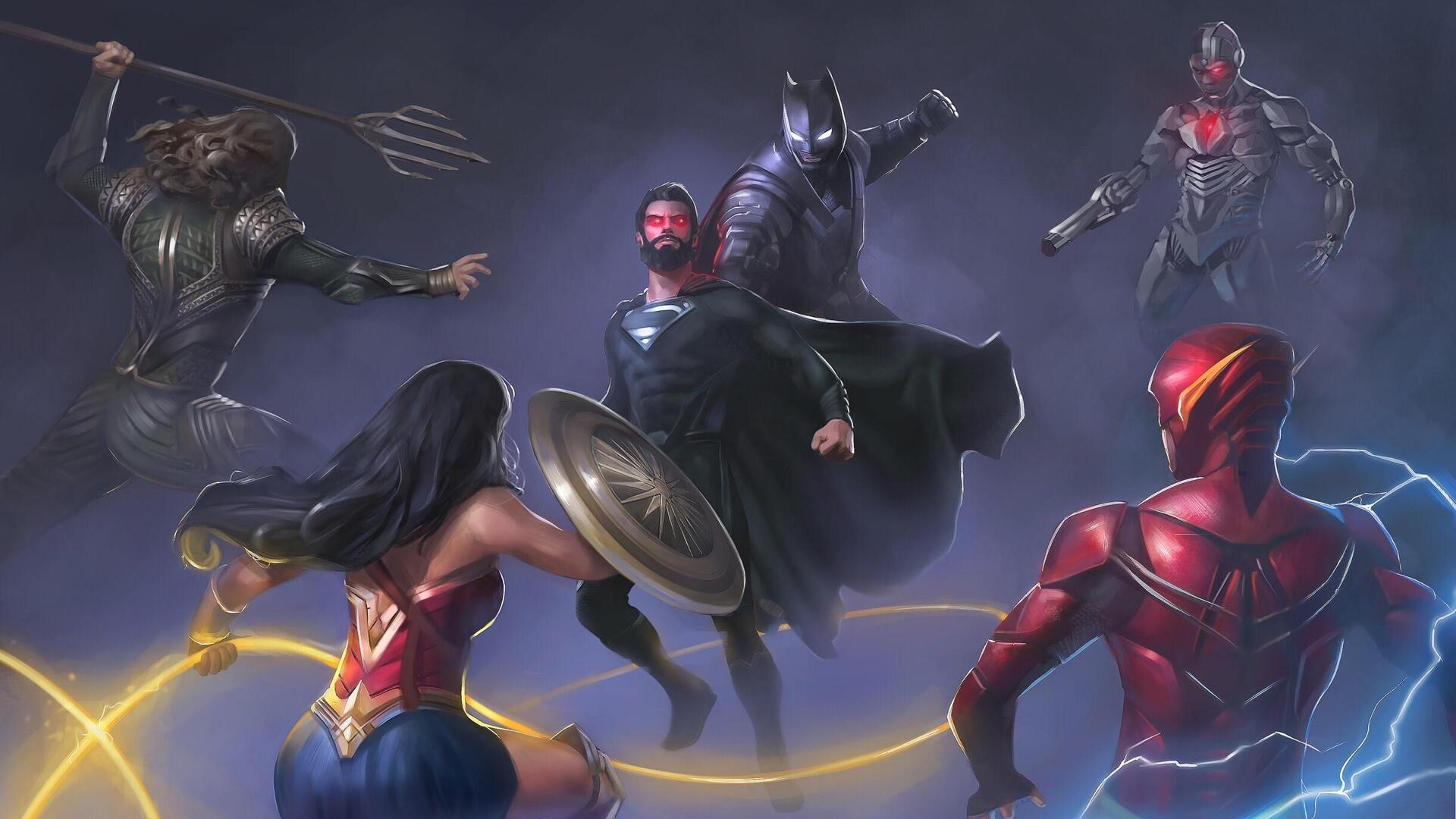 Justice League wallpaper hd