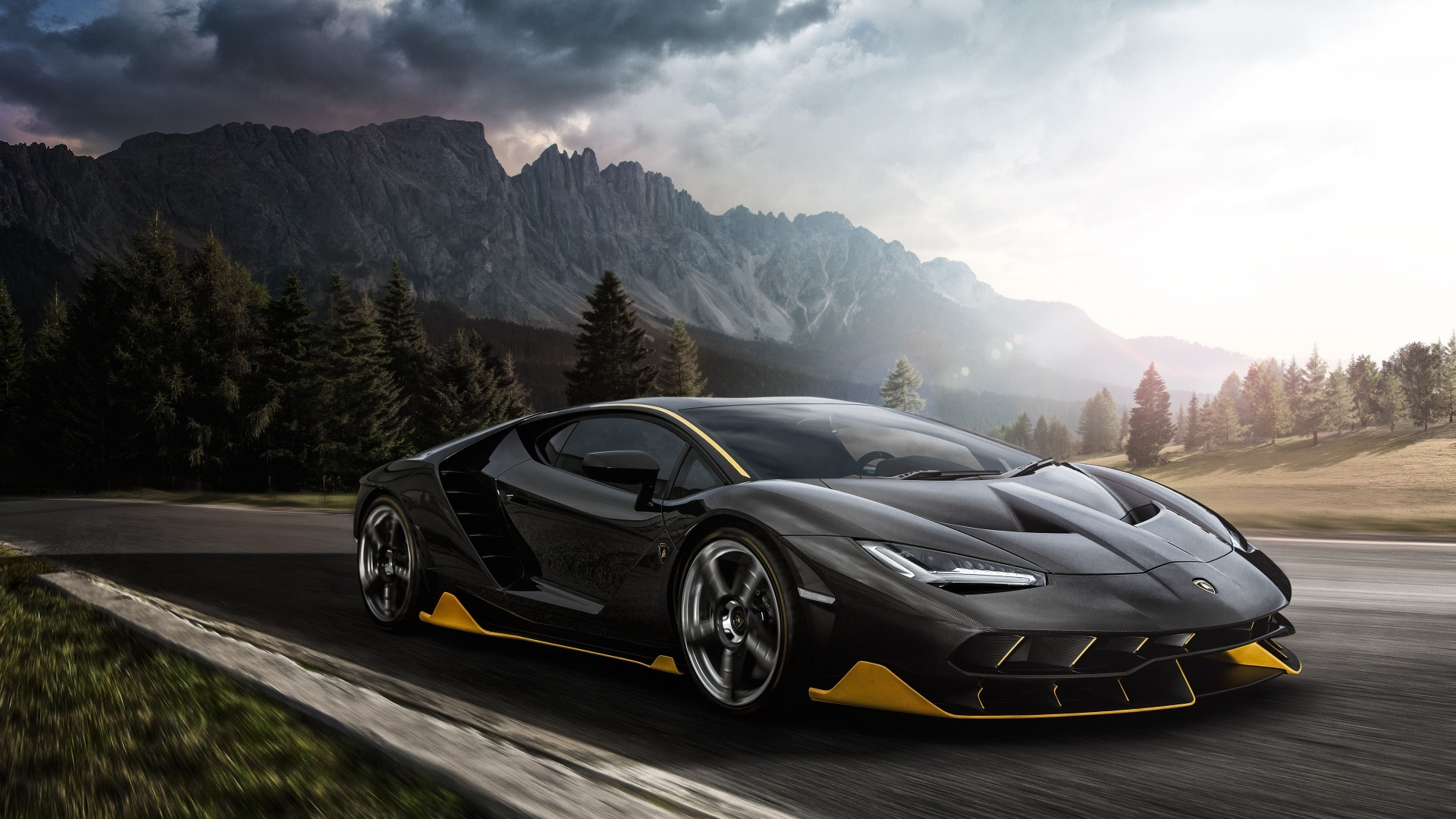 Lamborghini background picture