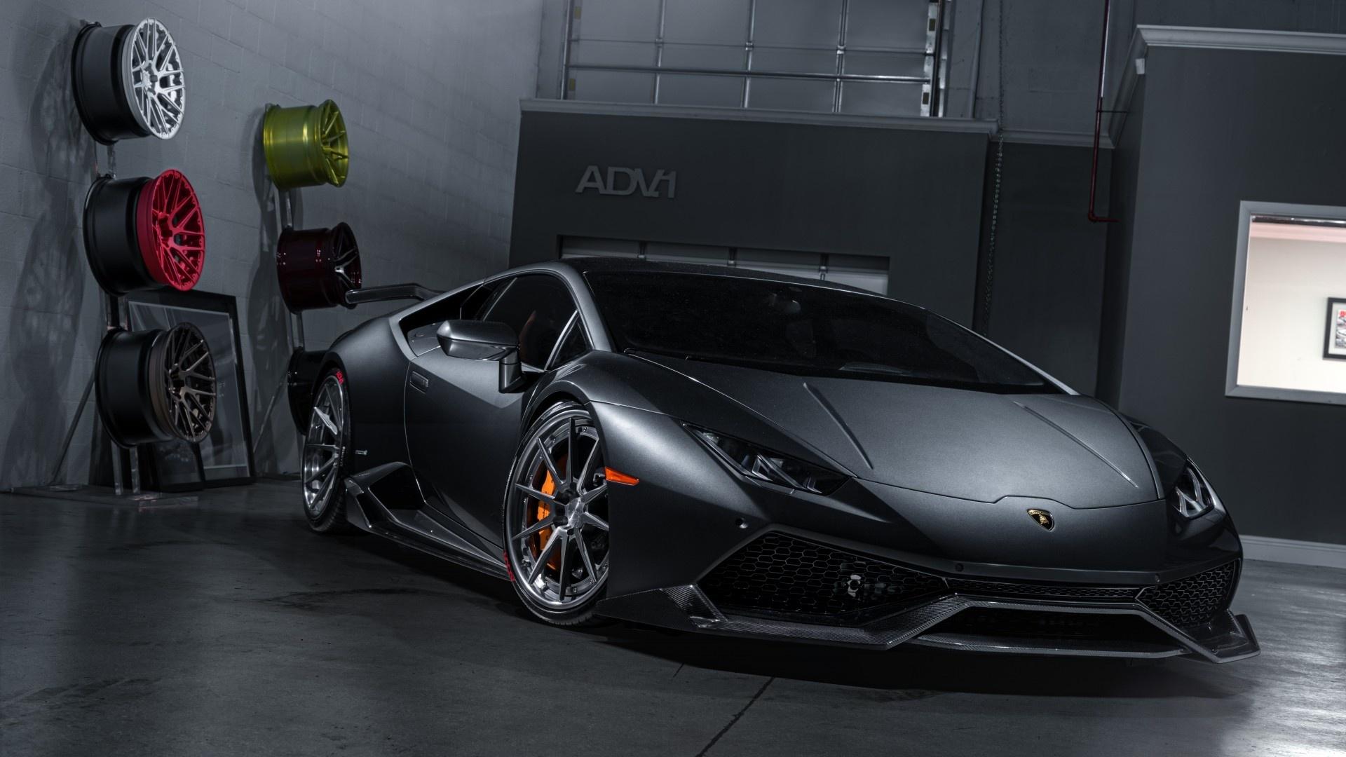 Lamborghini desktop background