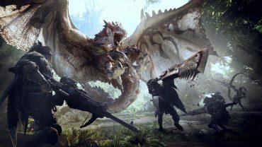 Monster Hunter desktop background