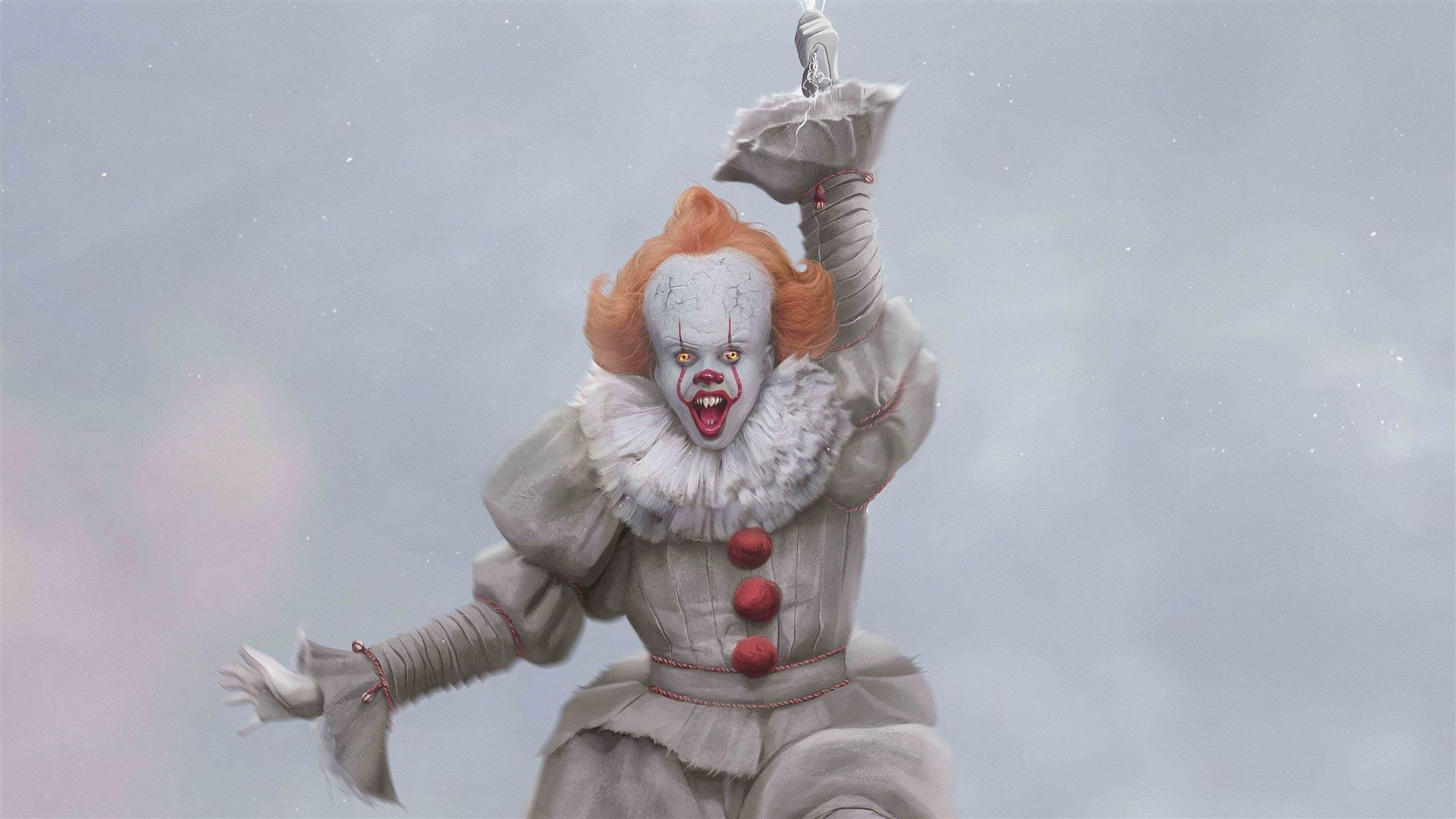 Pennywise computer background