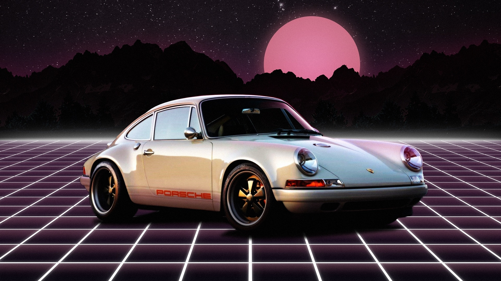 Porsche windows wallpaper