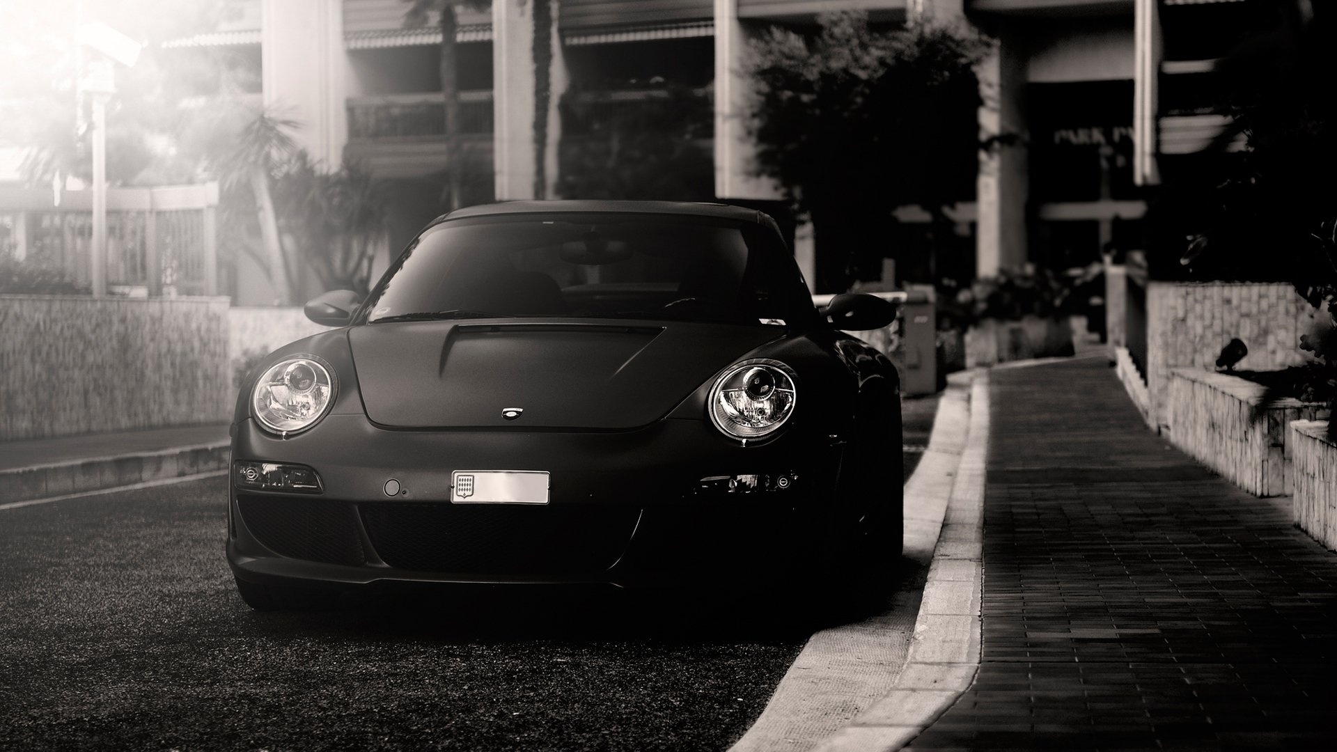 Porsche best background