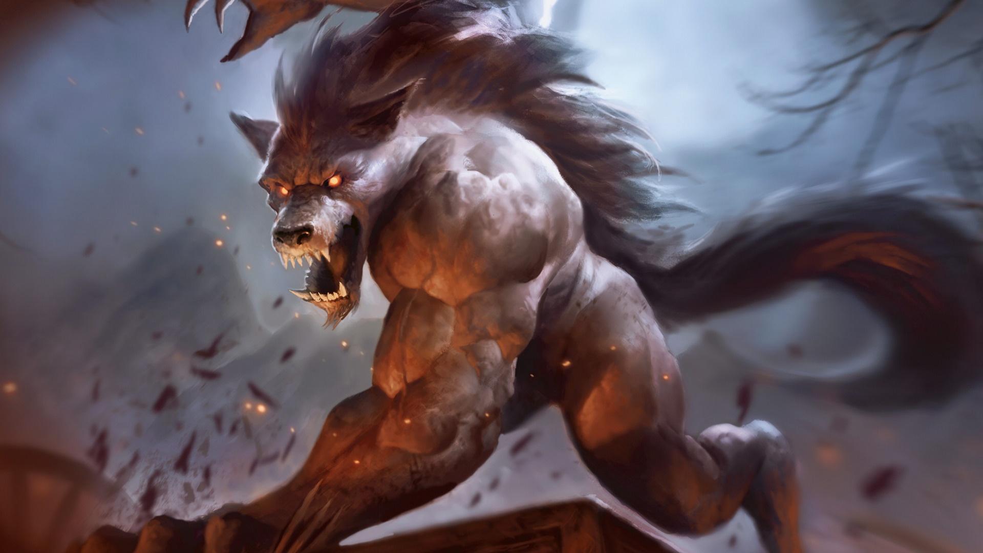 Werewolf free photo