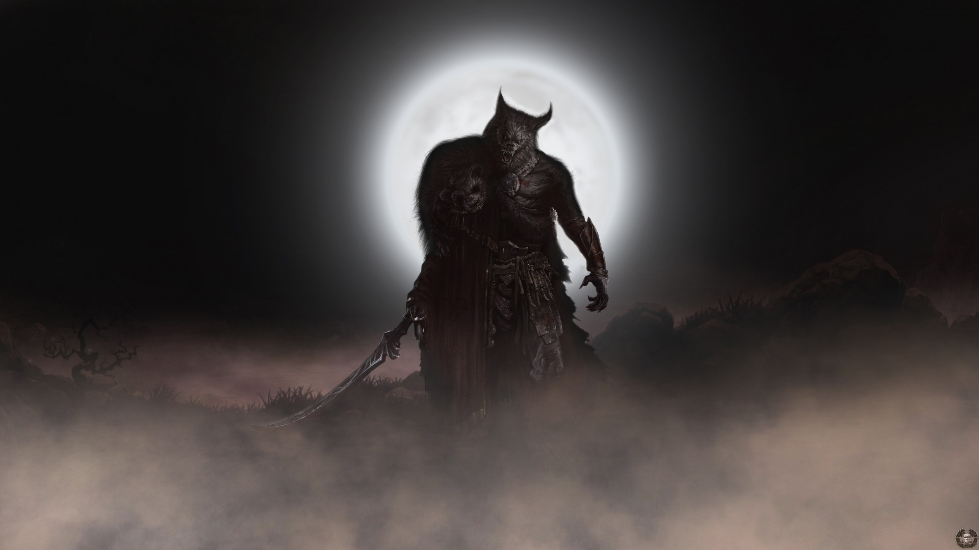 Werewolf free picture