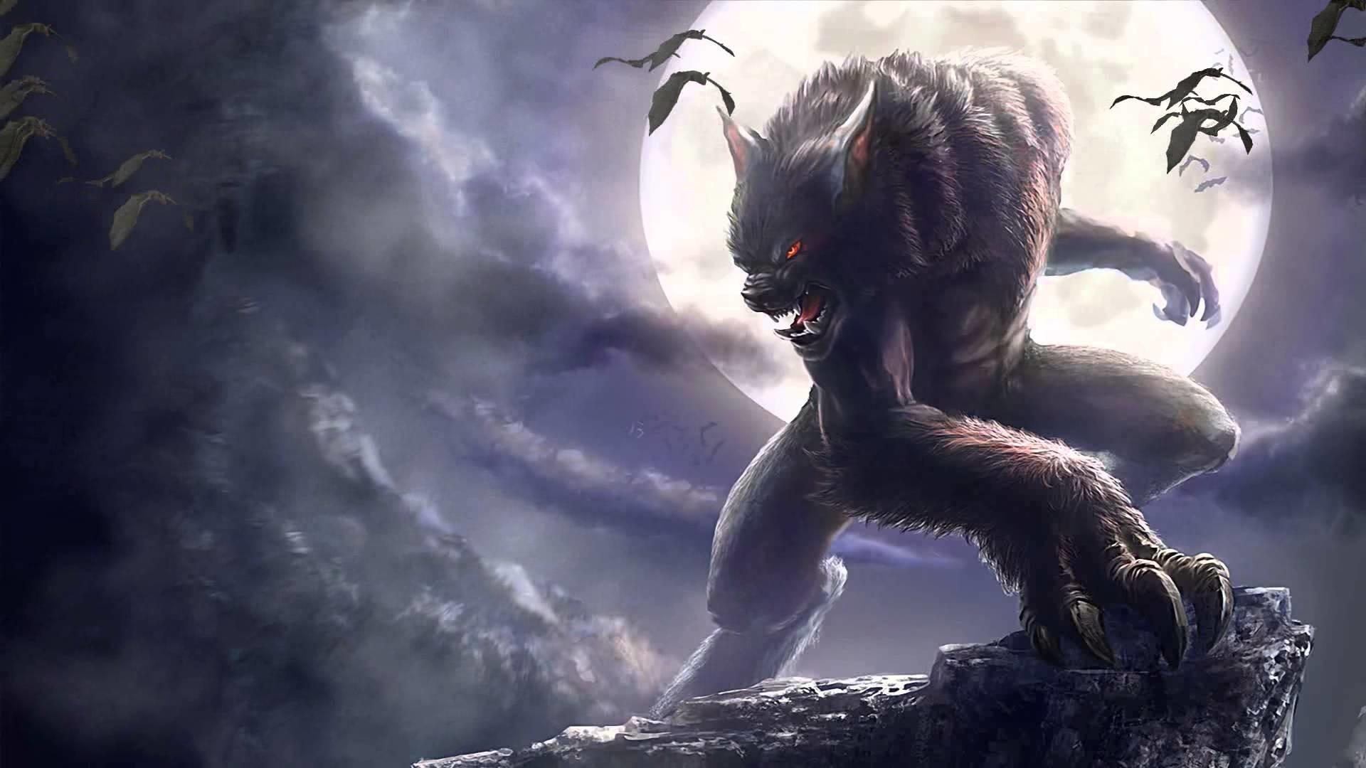 Werewolf best wallpaper