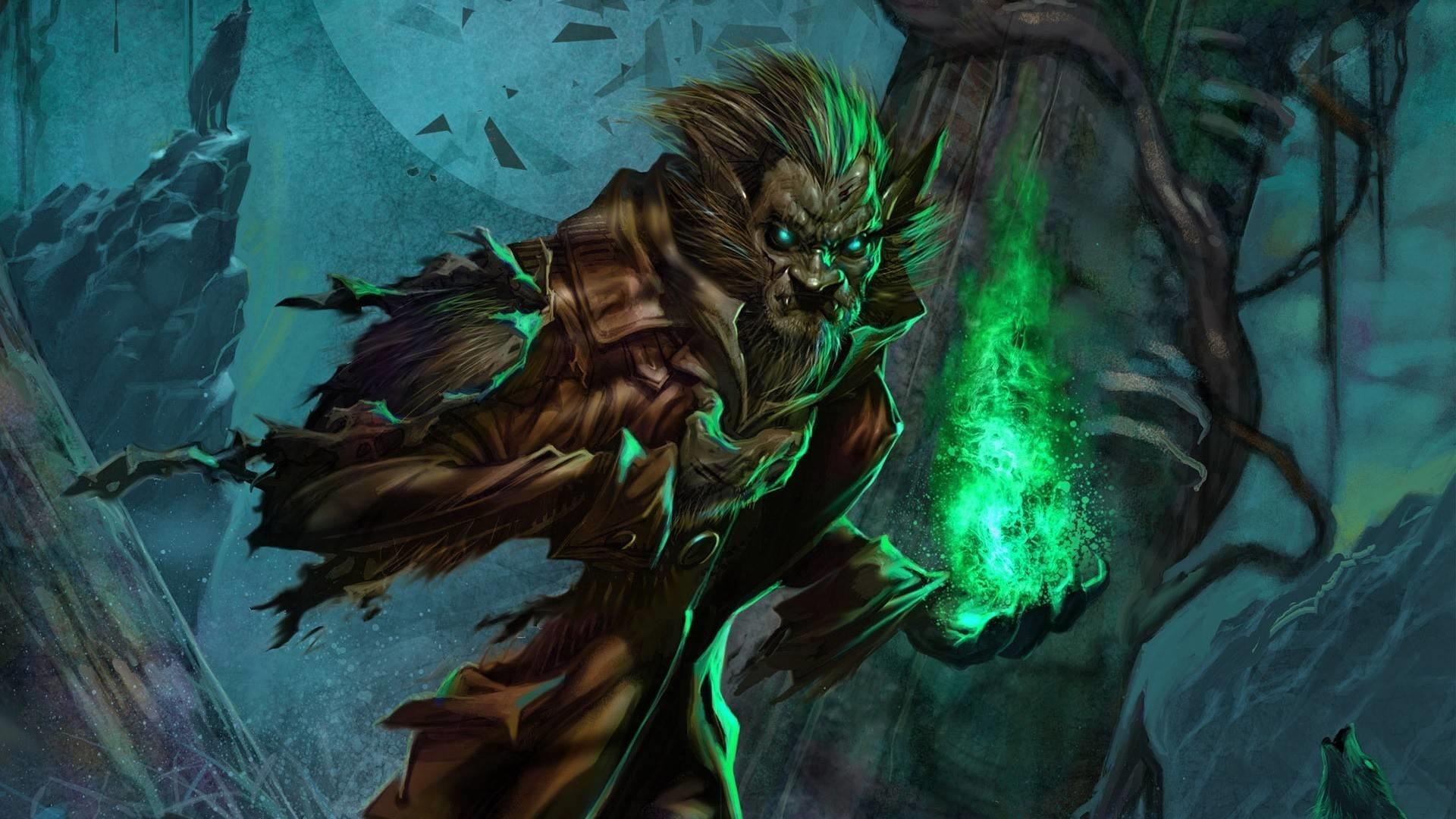 Werewolf best picture