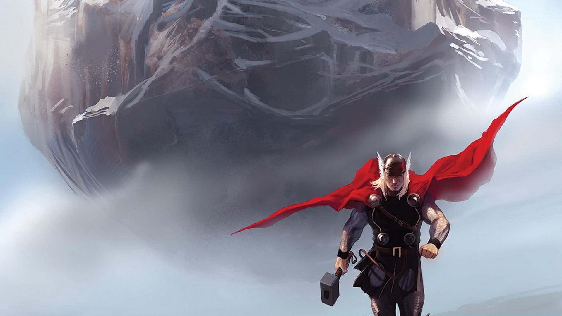 Thor best wallpaper