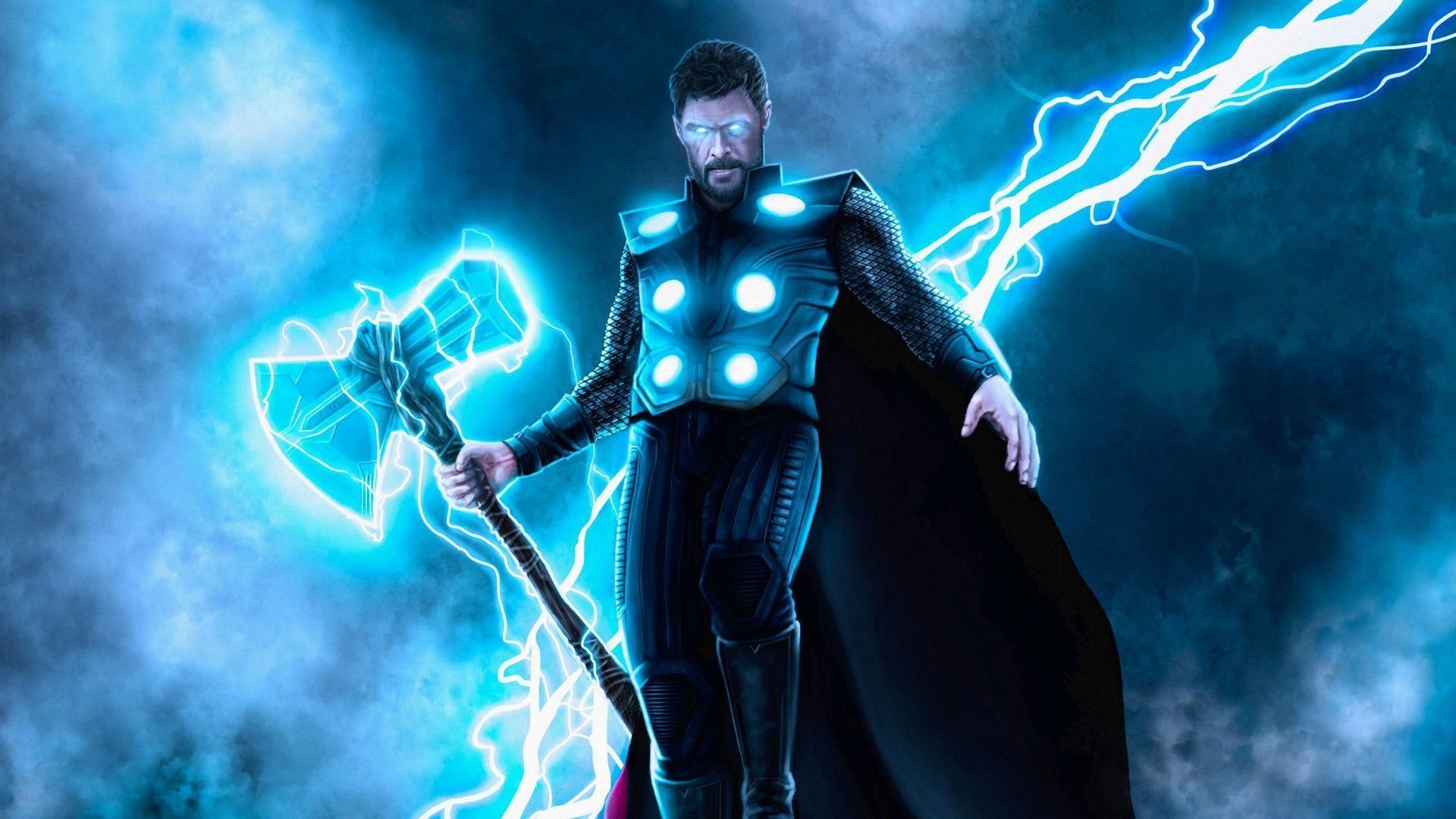 Thor cool background