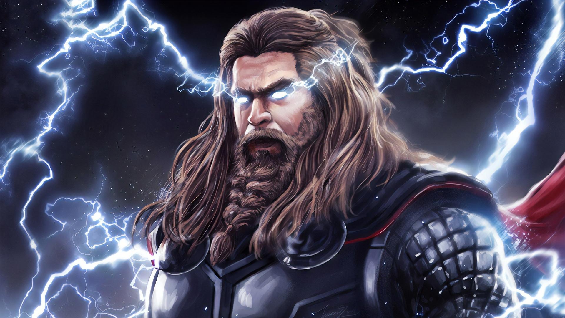 Thor desktop background
