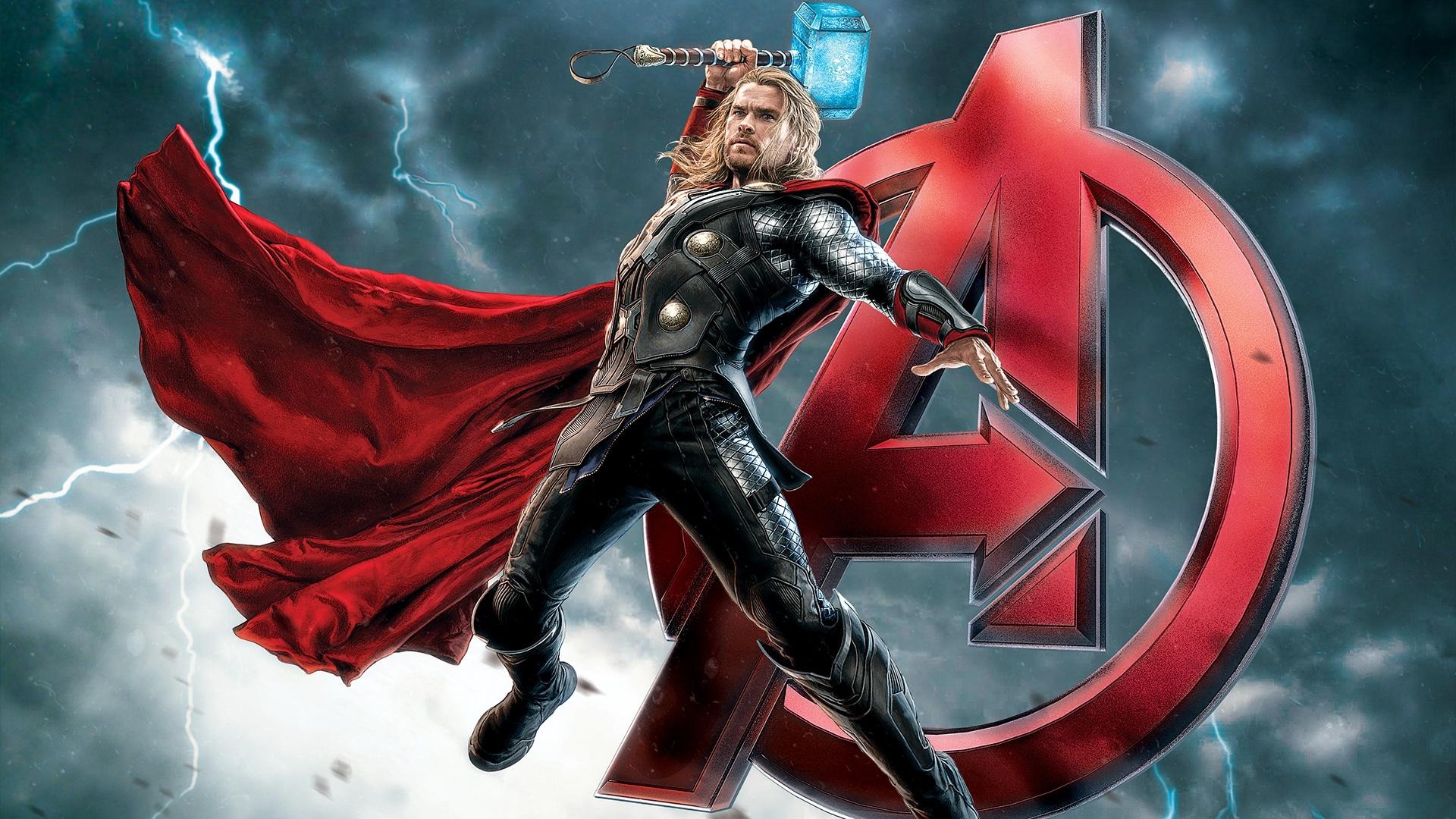 Thor best background