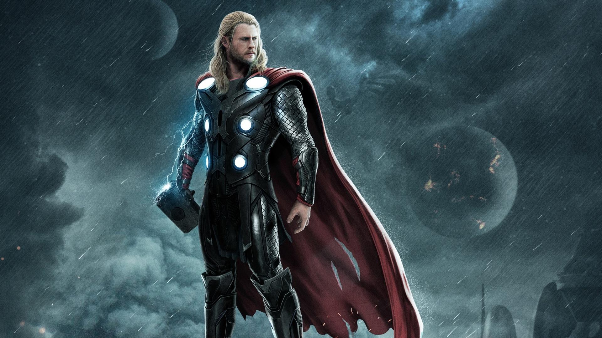 Thor laptop wallpaper