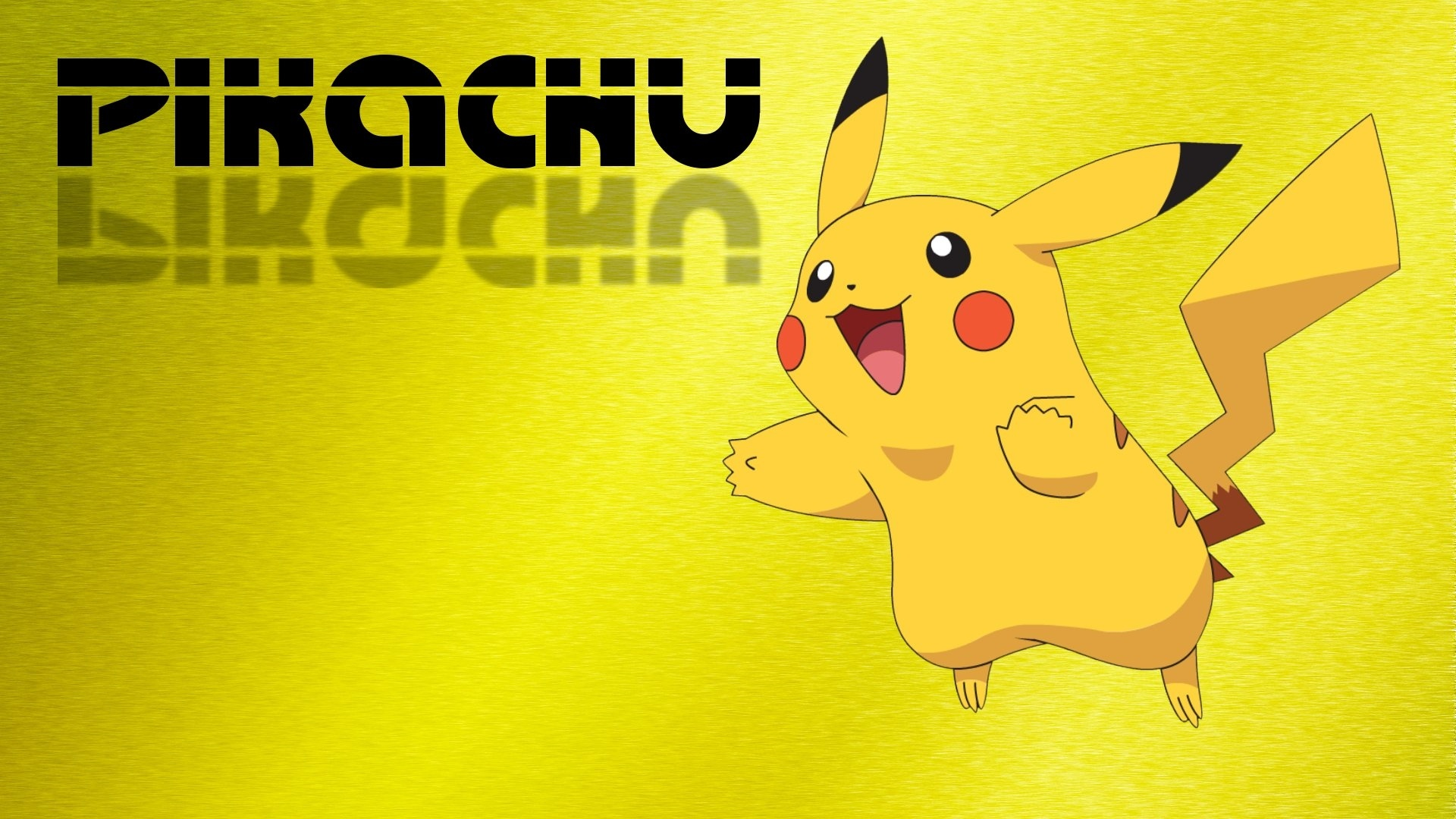 Pikachu free background