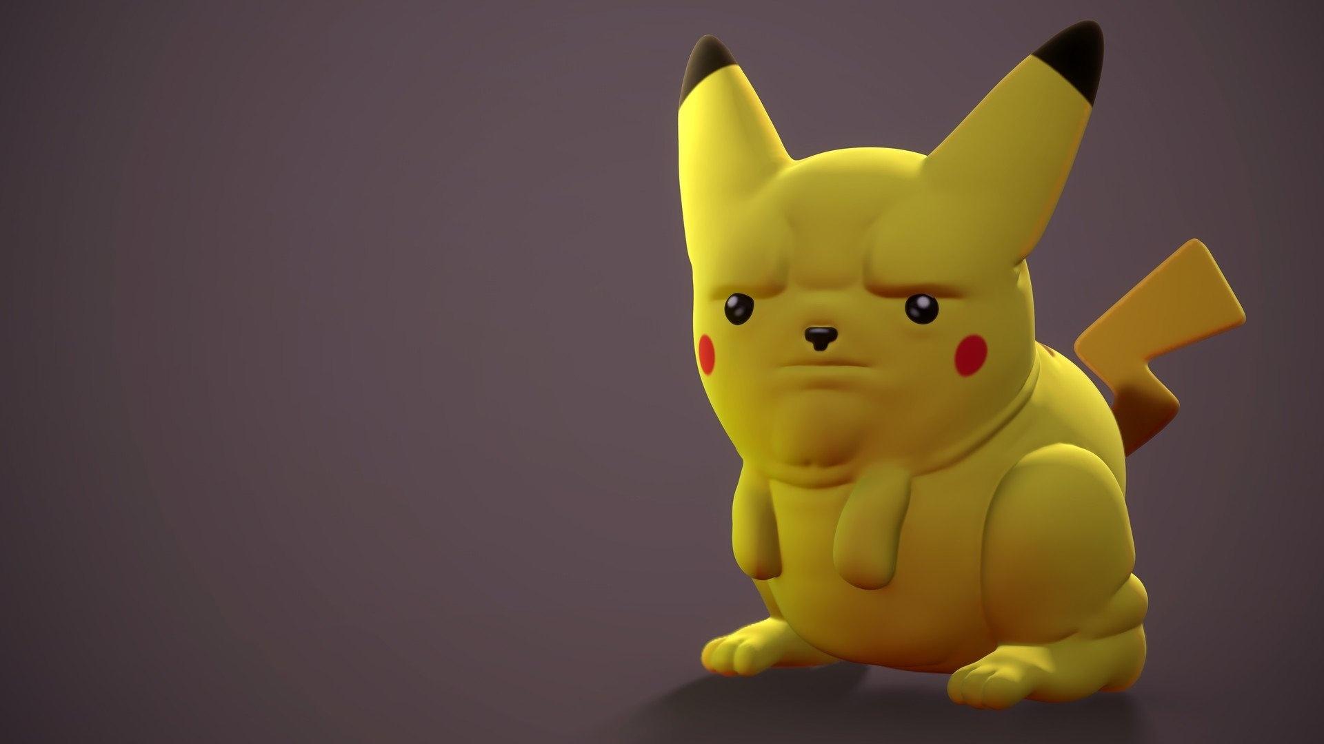 Pikachu free image