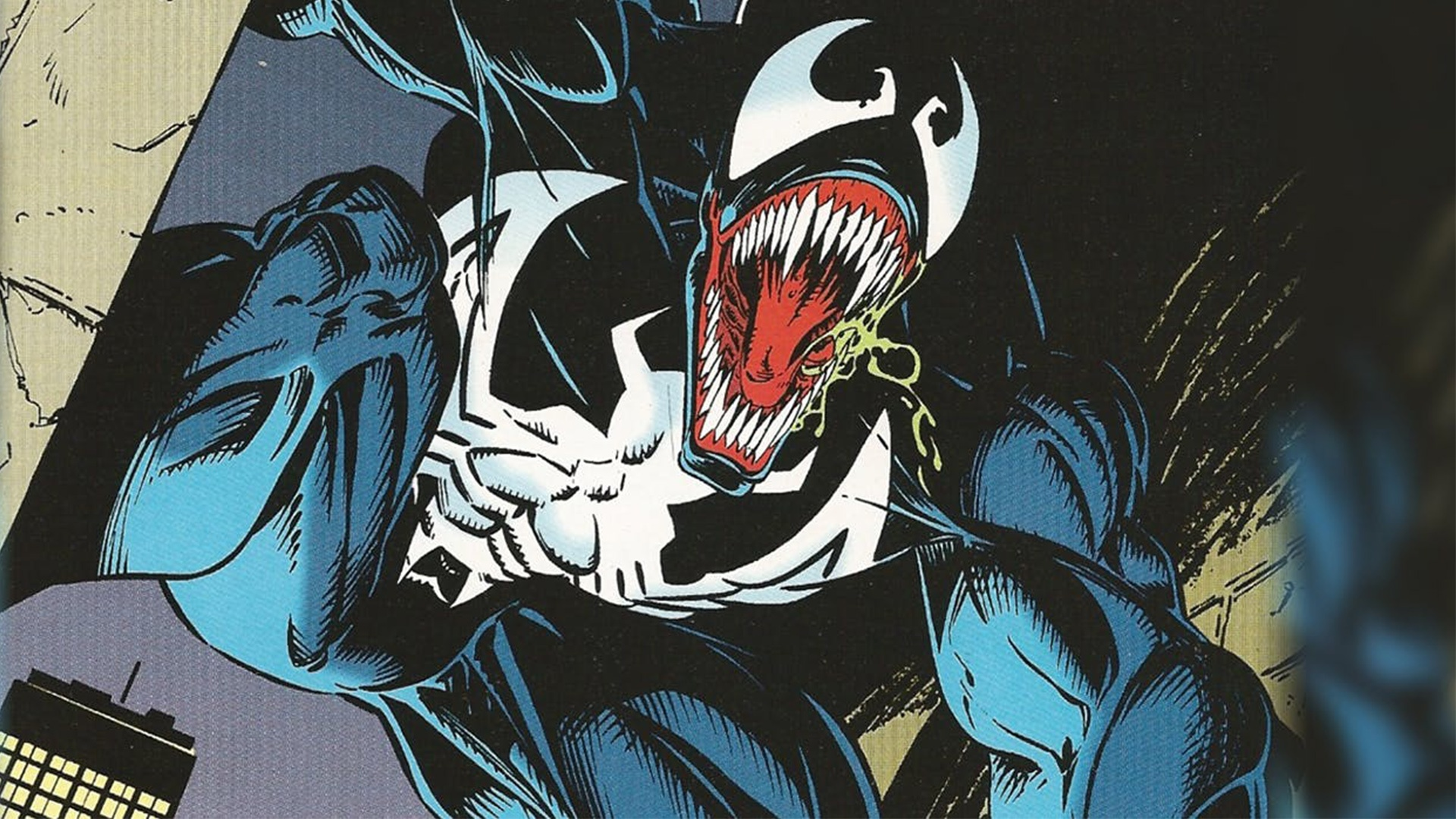 Venom pc wallpaper
