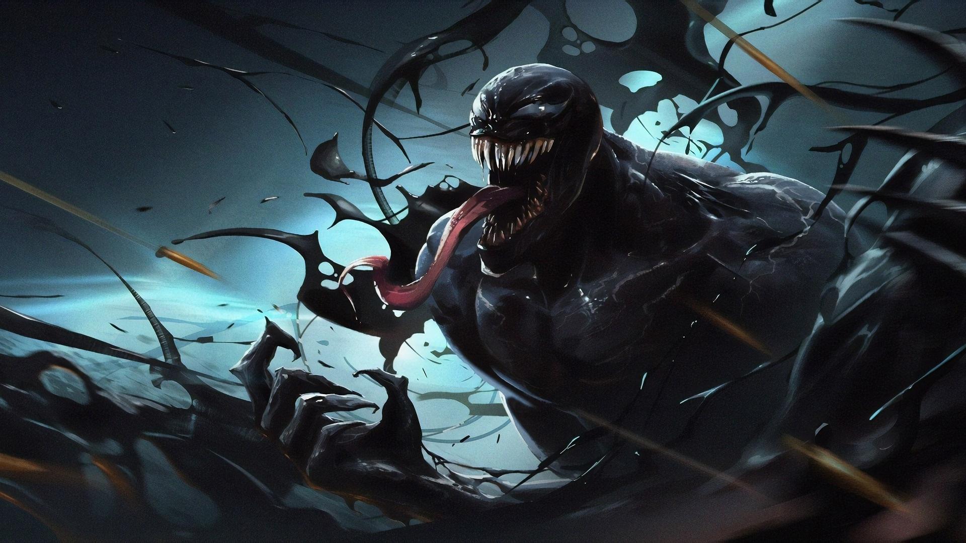 Venom free background