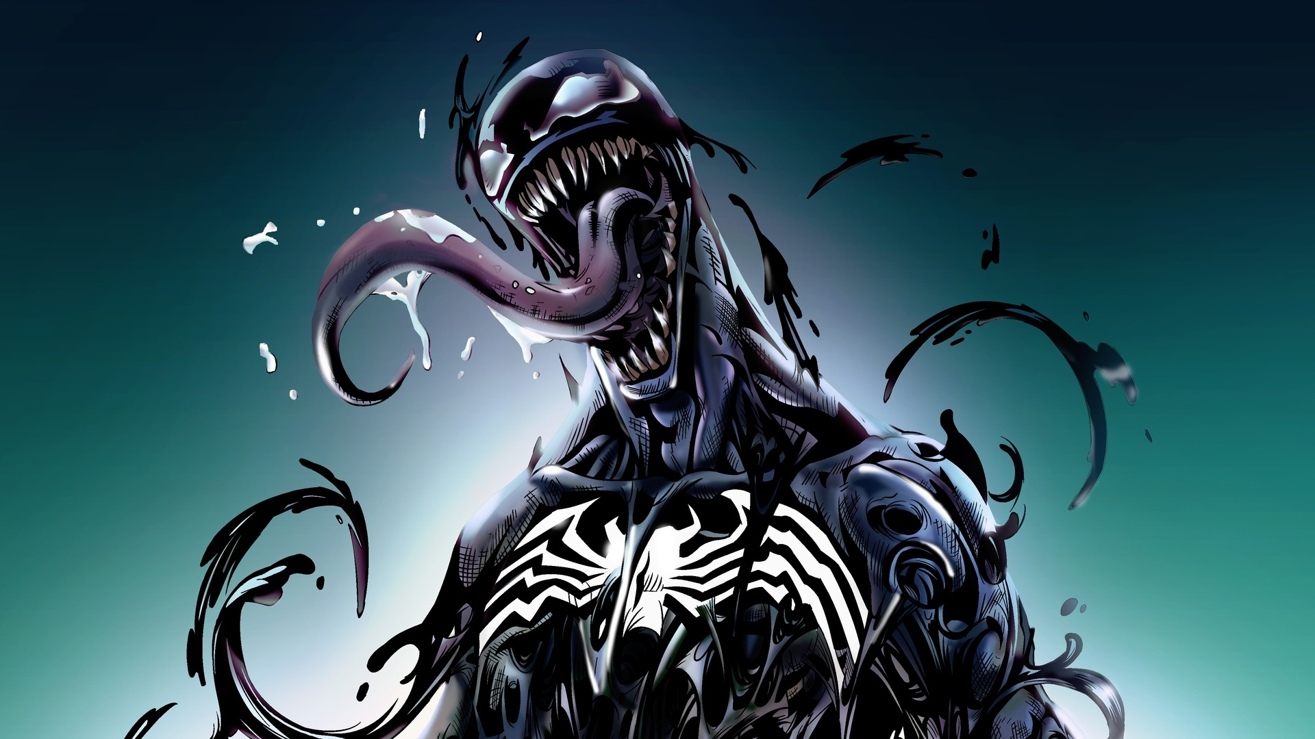 Venom laptop wallpaper